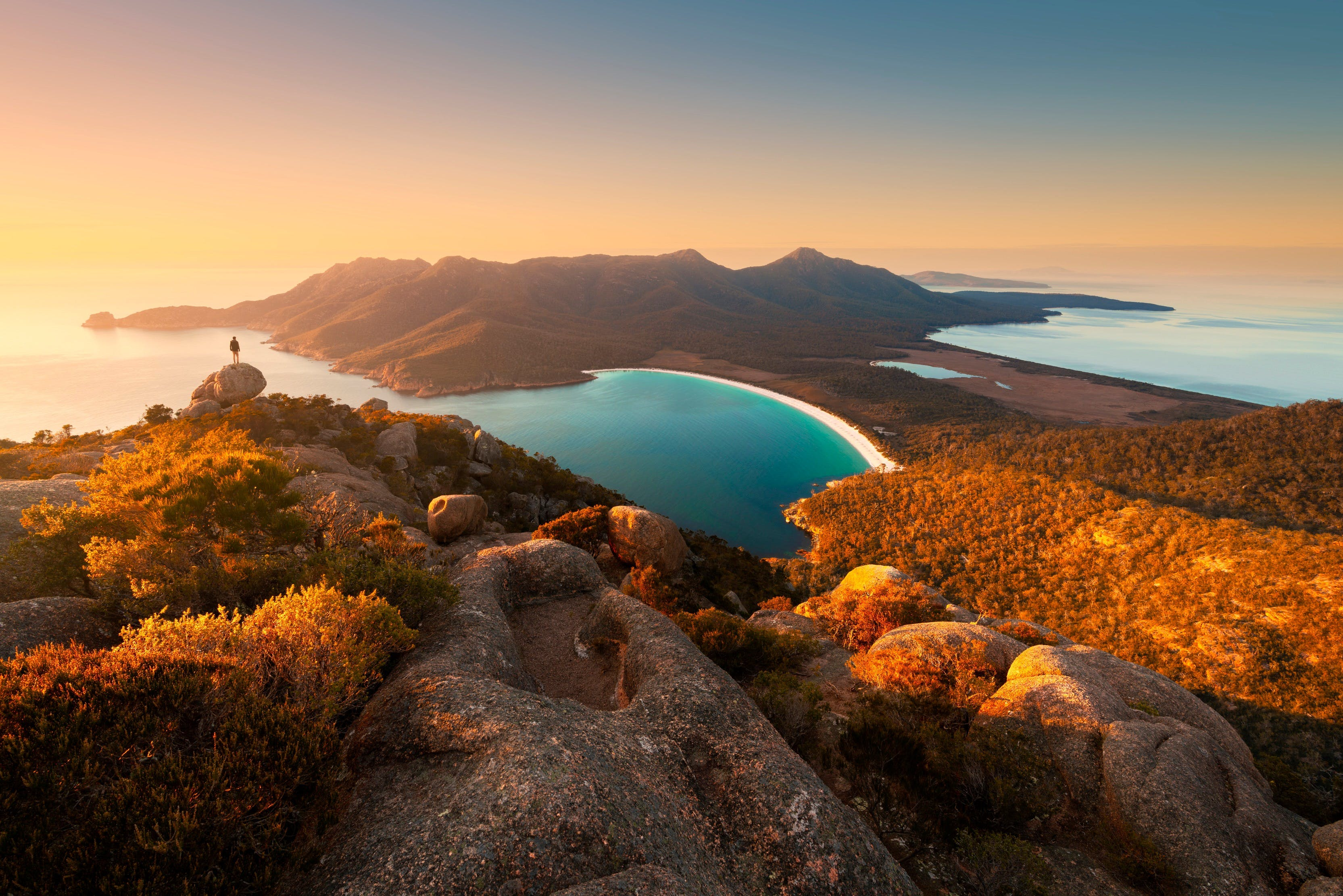 Freycinet National Park - Attractions