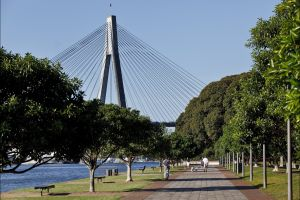 Glebe Foreshore Walk - Attractions