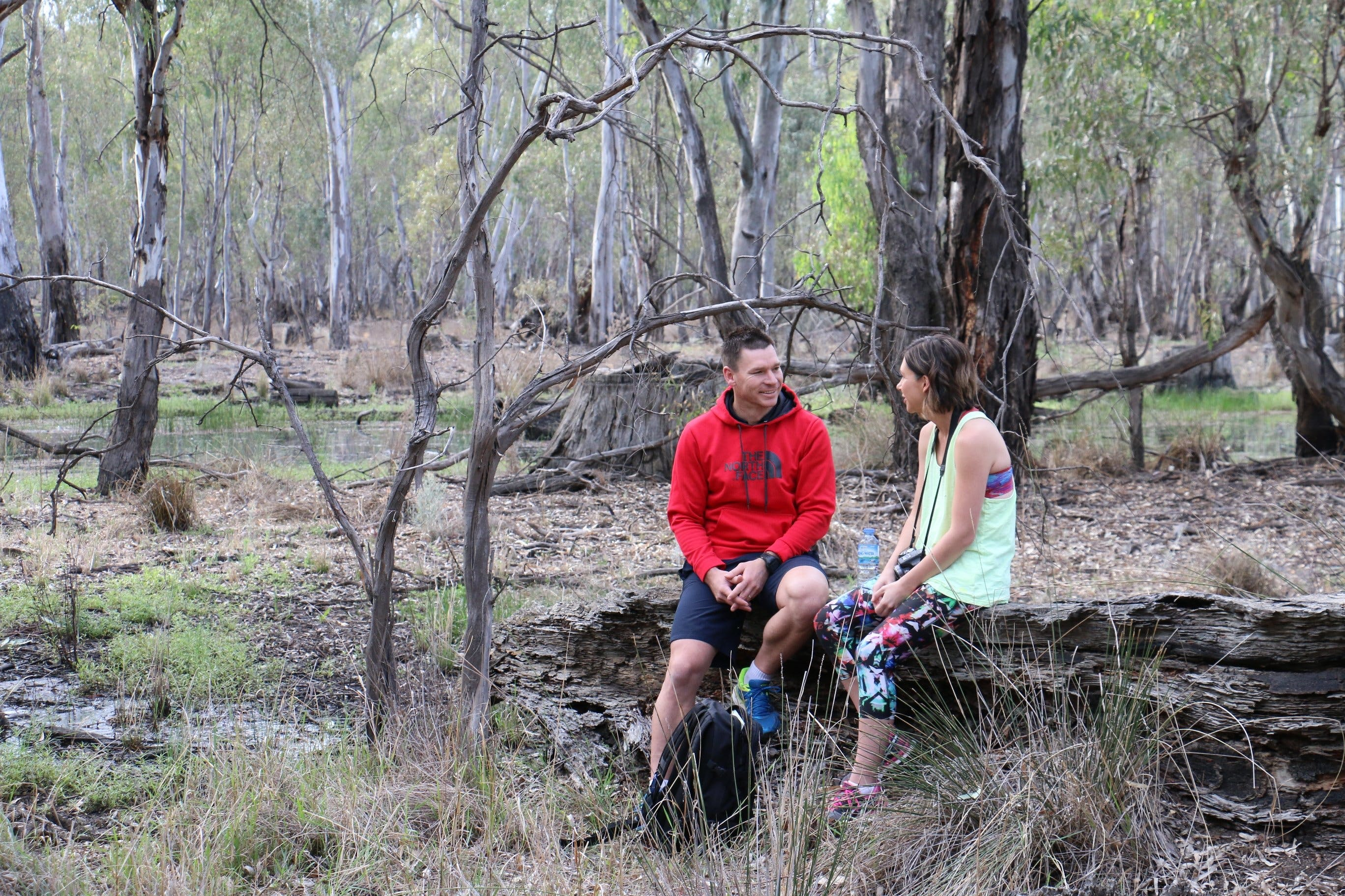 Gunbower Island Forest Drive - Attractions