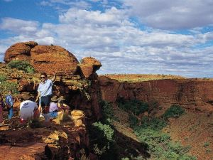 Kings Canyon - Attractions