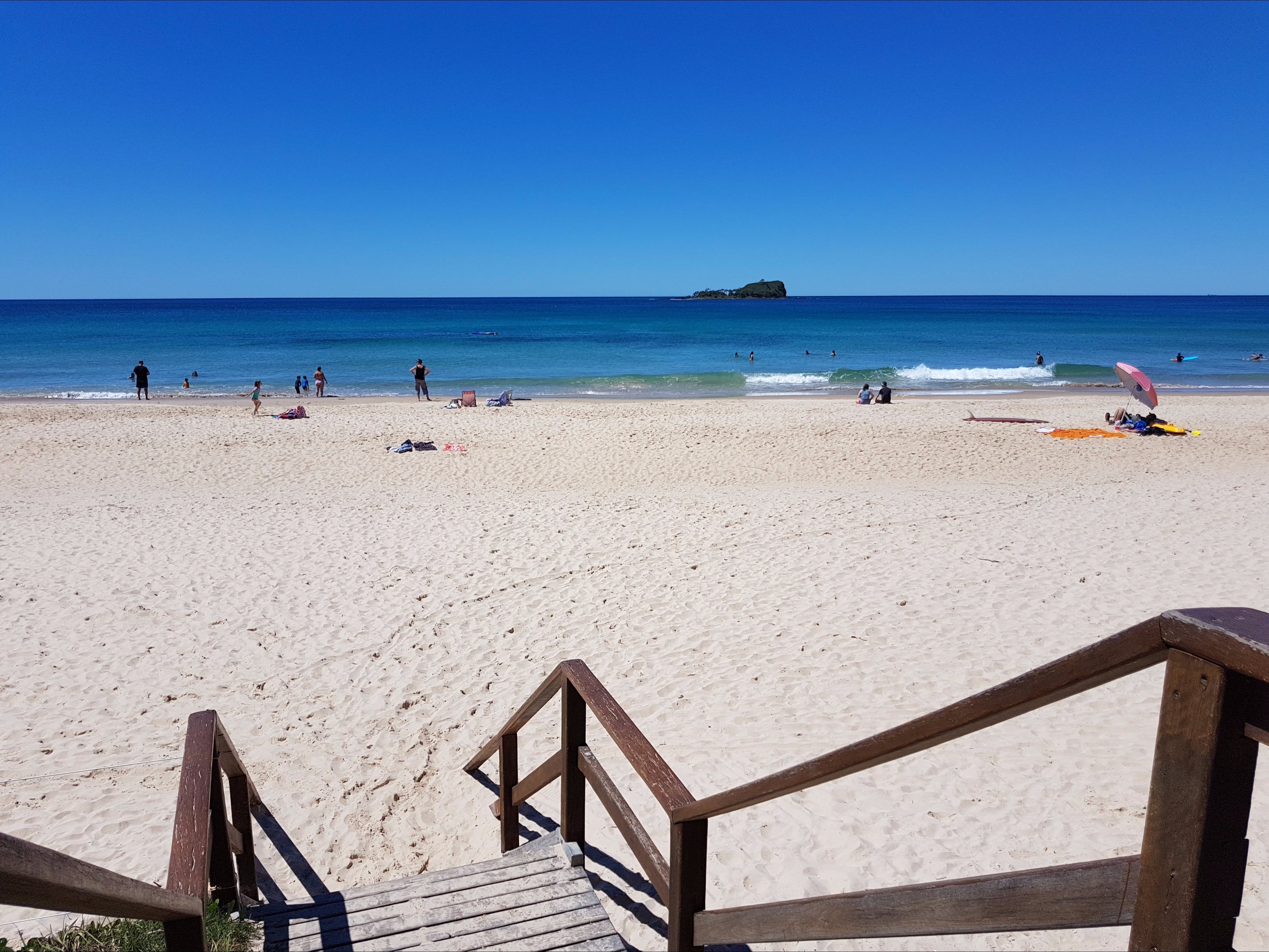 Mudjimba Beach - Attractions