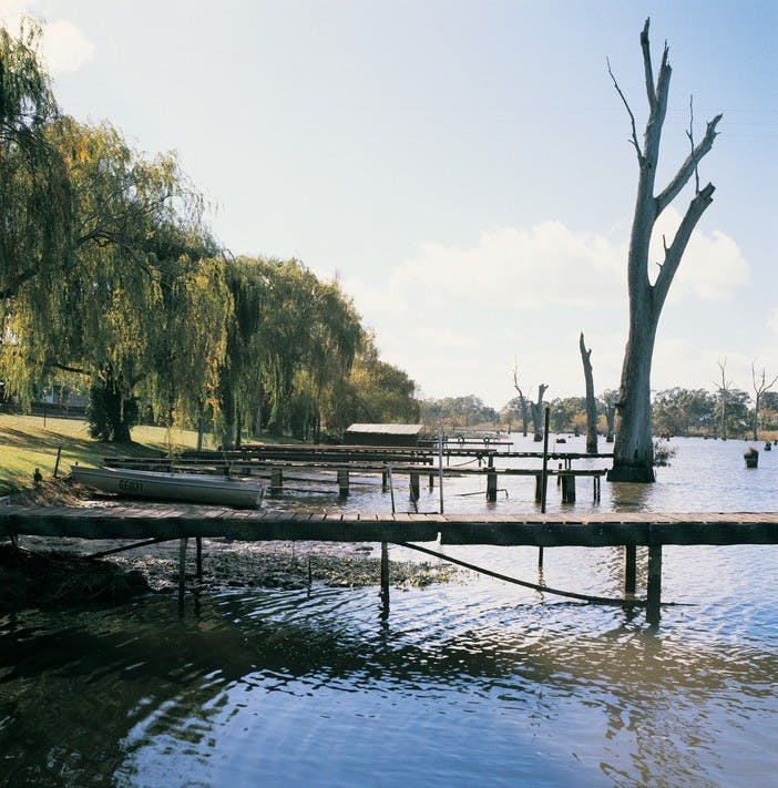 Nagambie - Attractions