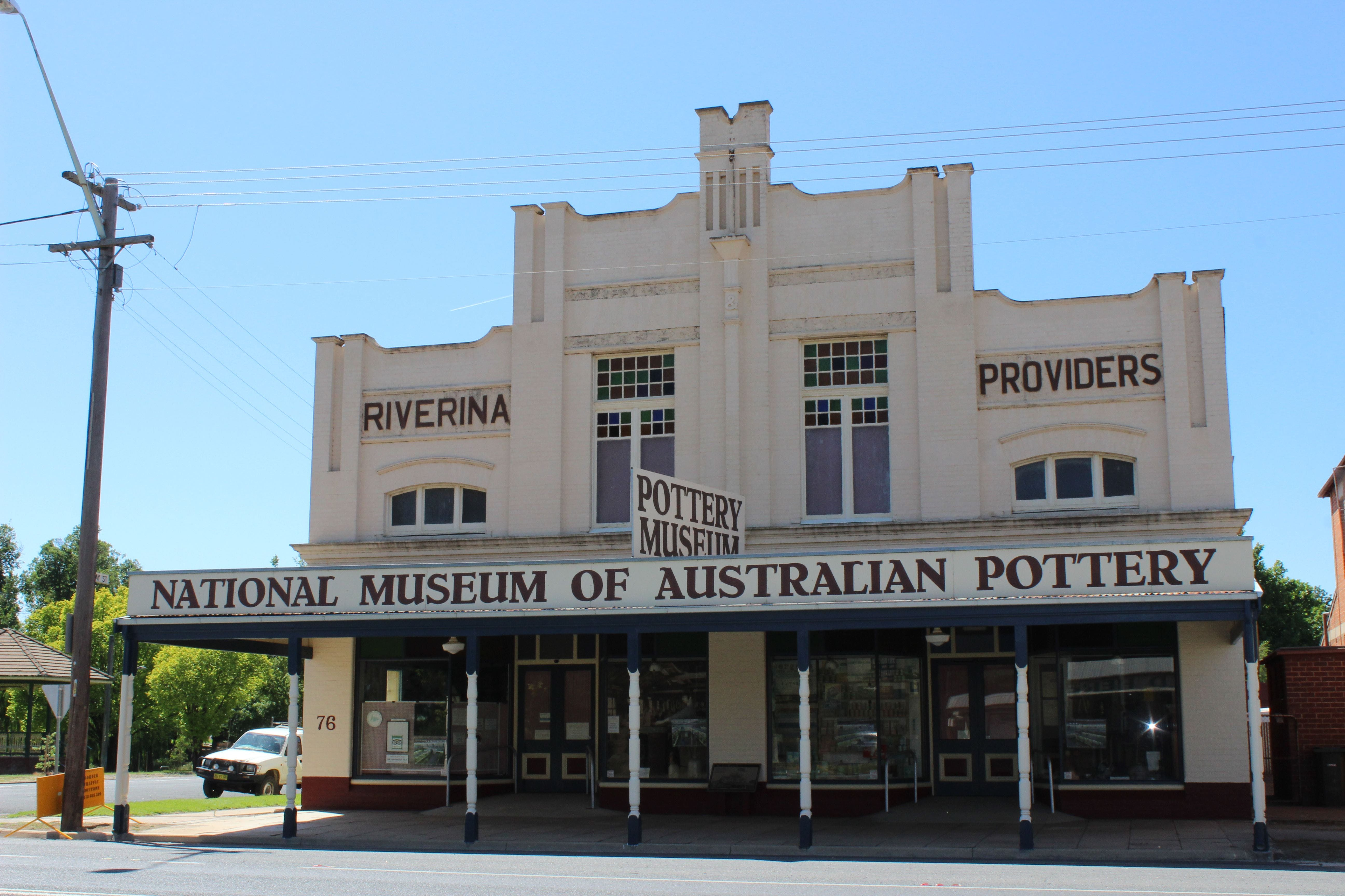 National Museum of Australian Pottery - Attractions