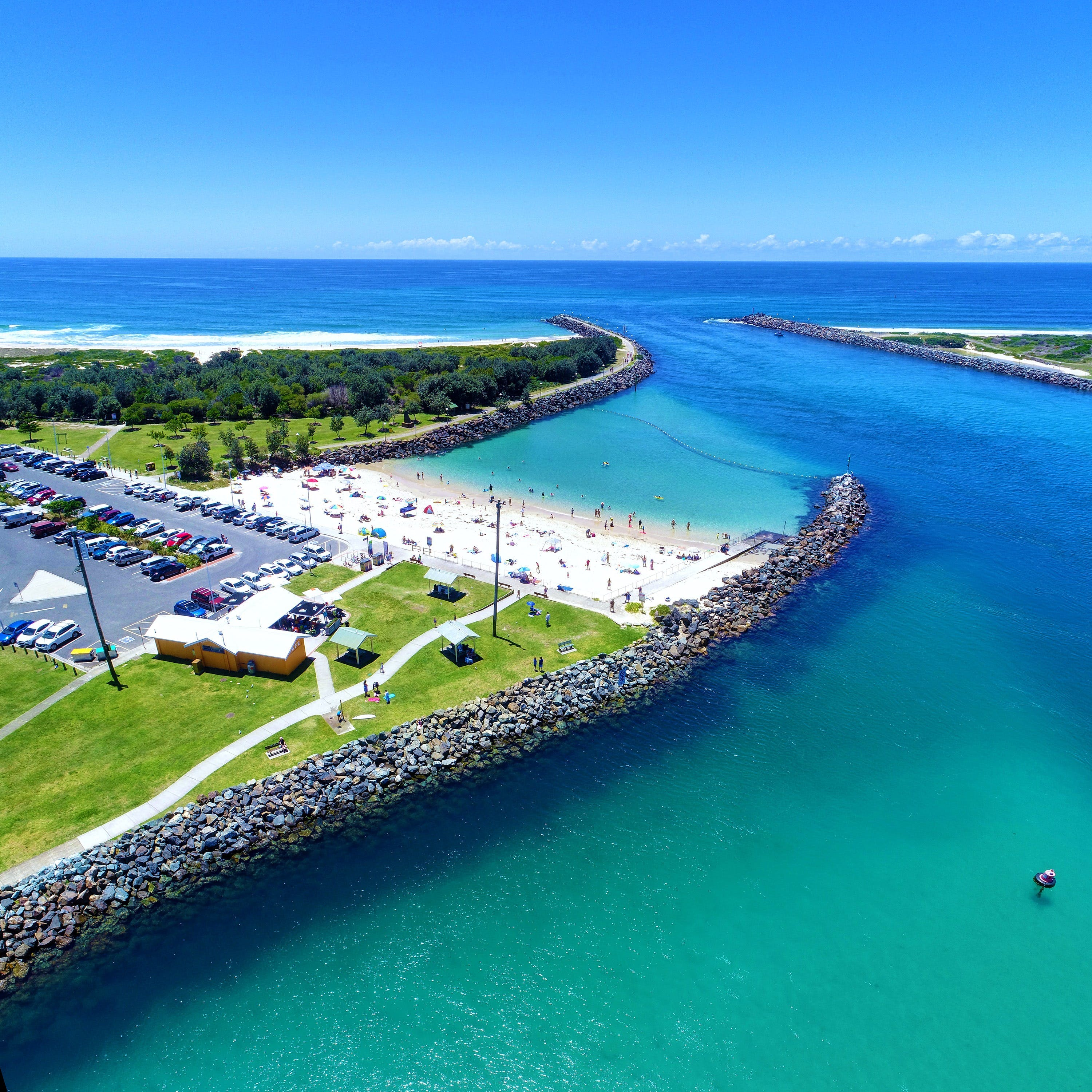 Tuncurry Rock Pool - Attractions