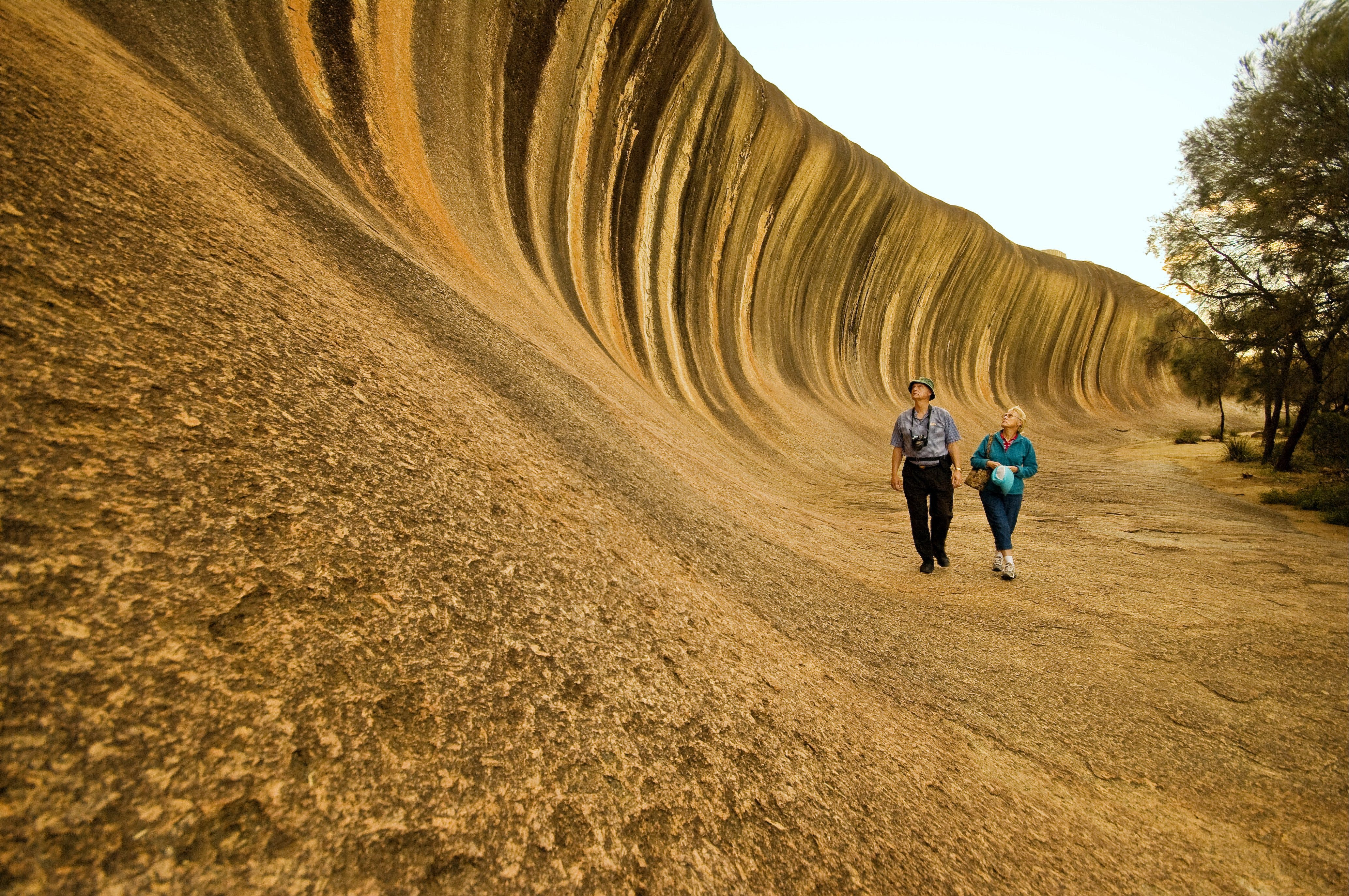 Wave Rock - Attractions