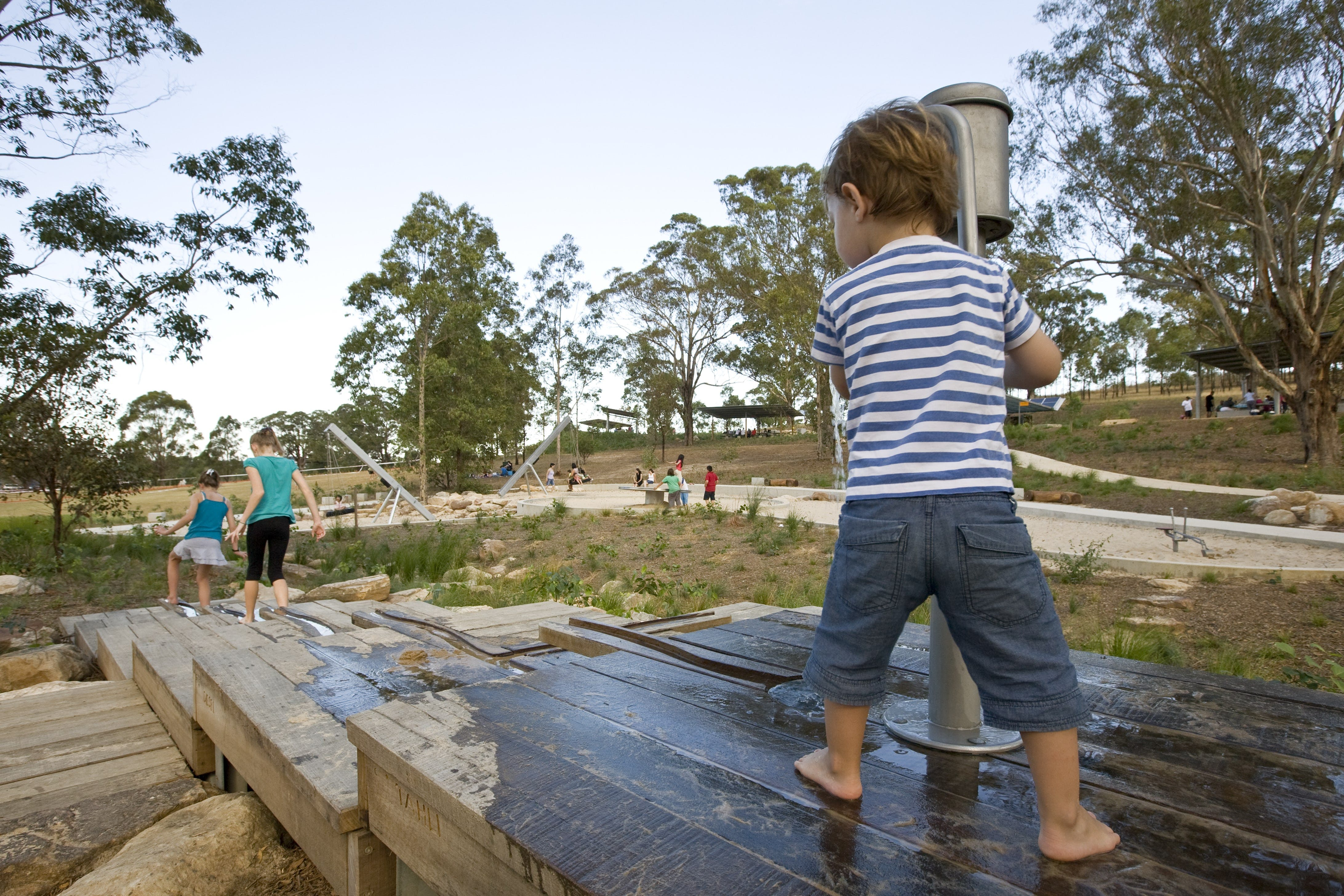 Western Sydney Parklands - Attractions