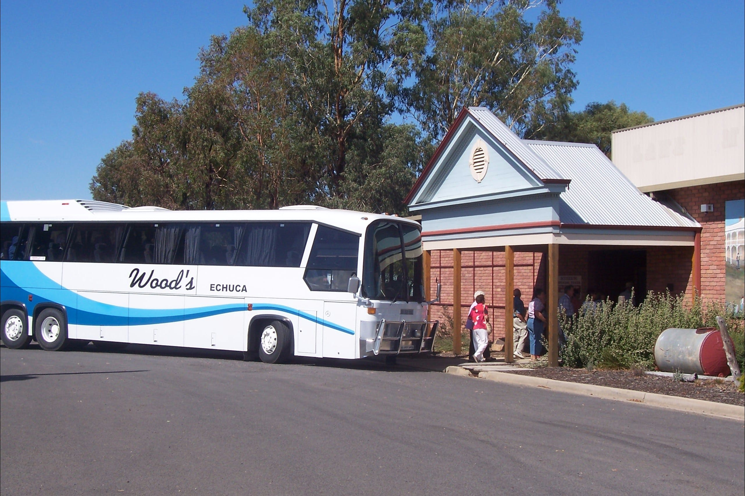 Yarrawonga-Mulwala Pioneer Museum - Attractions