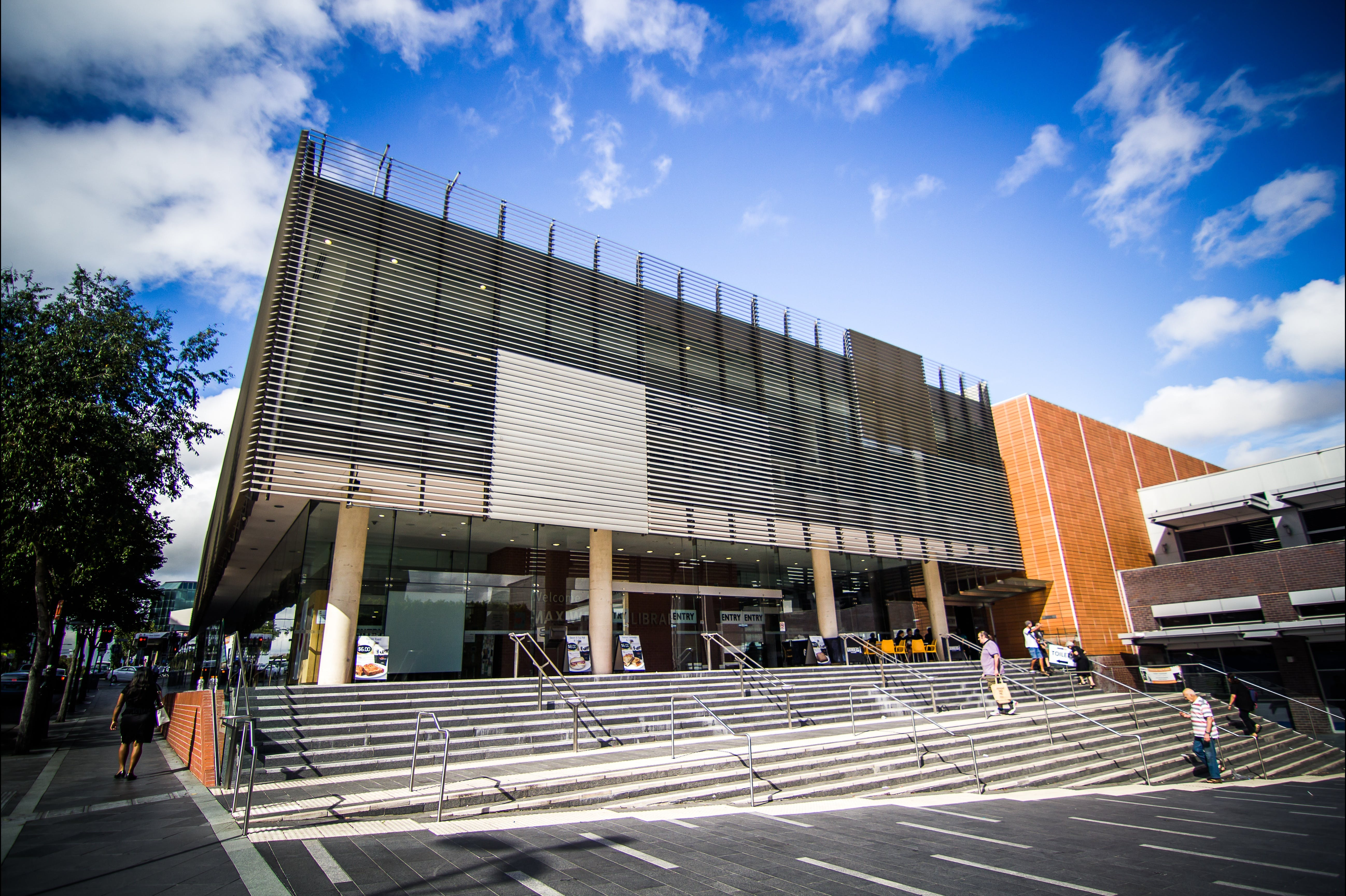 Blacktown City Libraries - Attractions