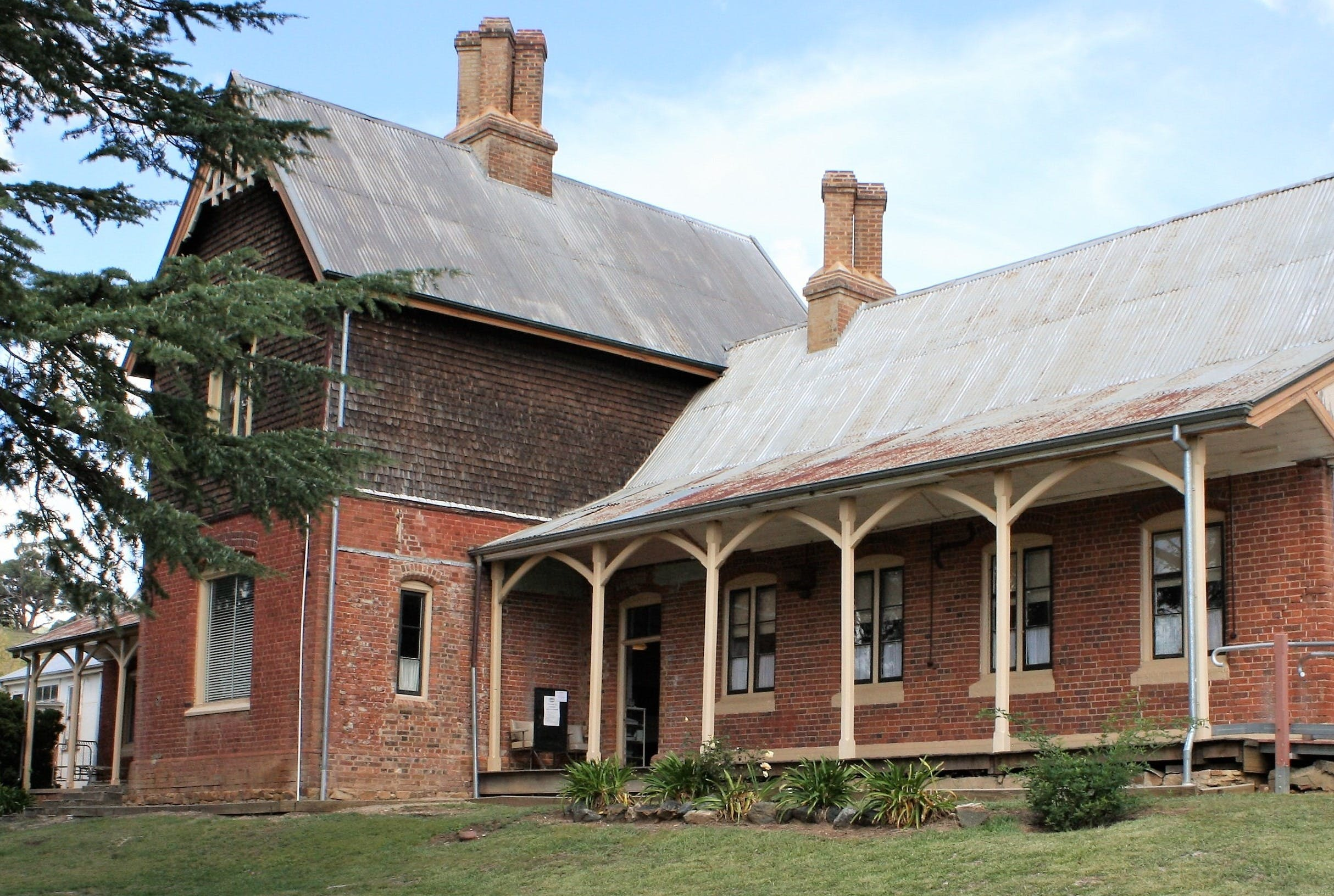 Carcoar Hospital Museum - Attractions