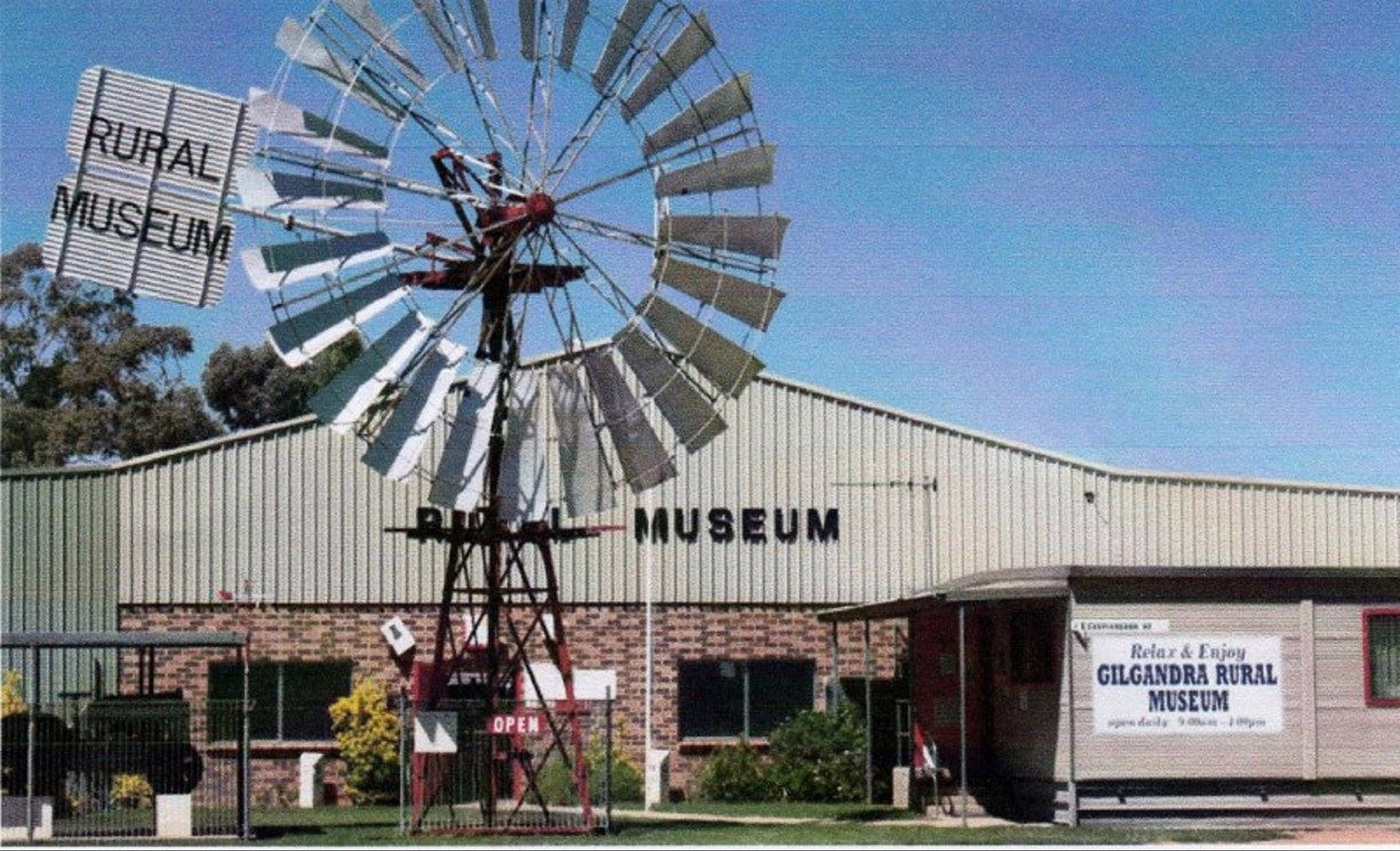 Gilgandra Rural Museum - Attractions