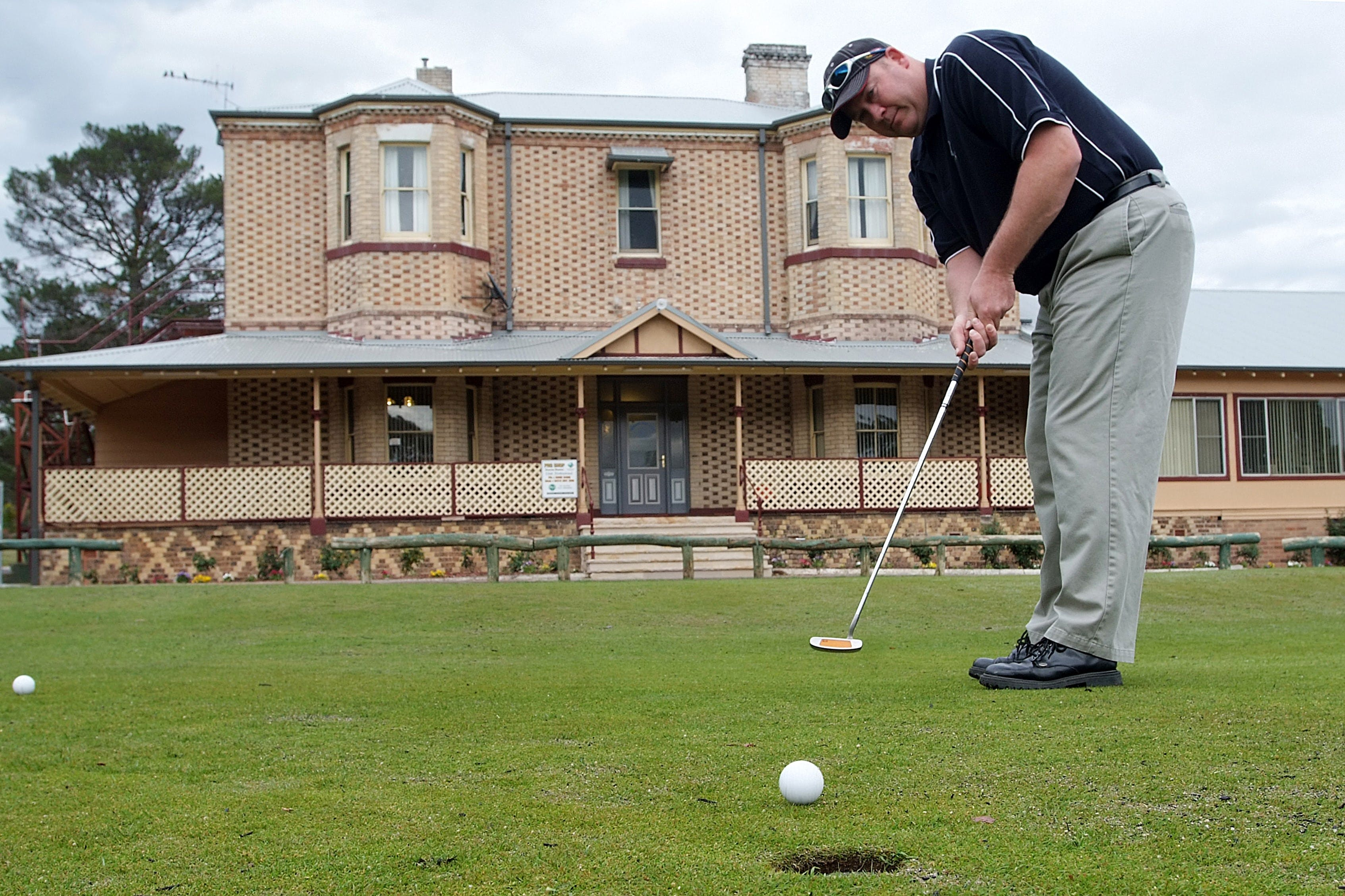 Lithgow Golf Club - Attractions