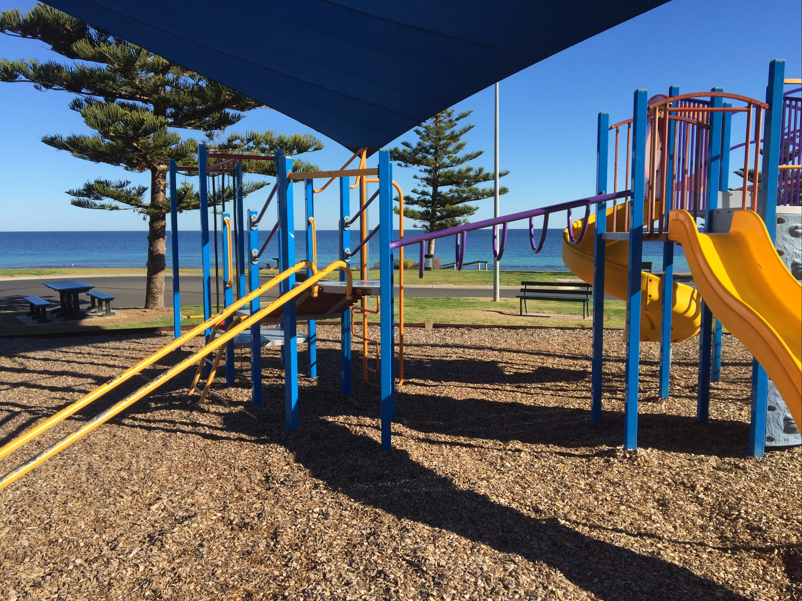 Port Hughes Playground - Attractions