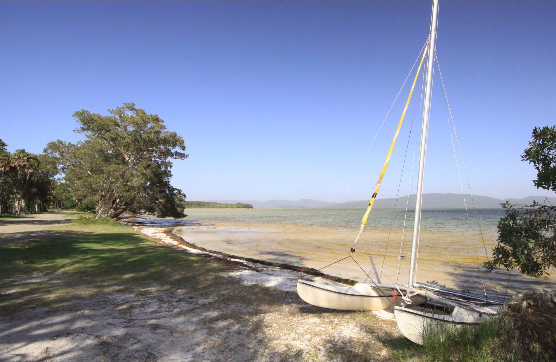 Sailing Club picnic area - Attractions