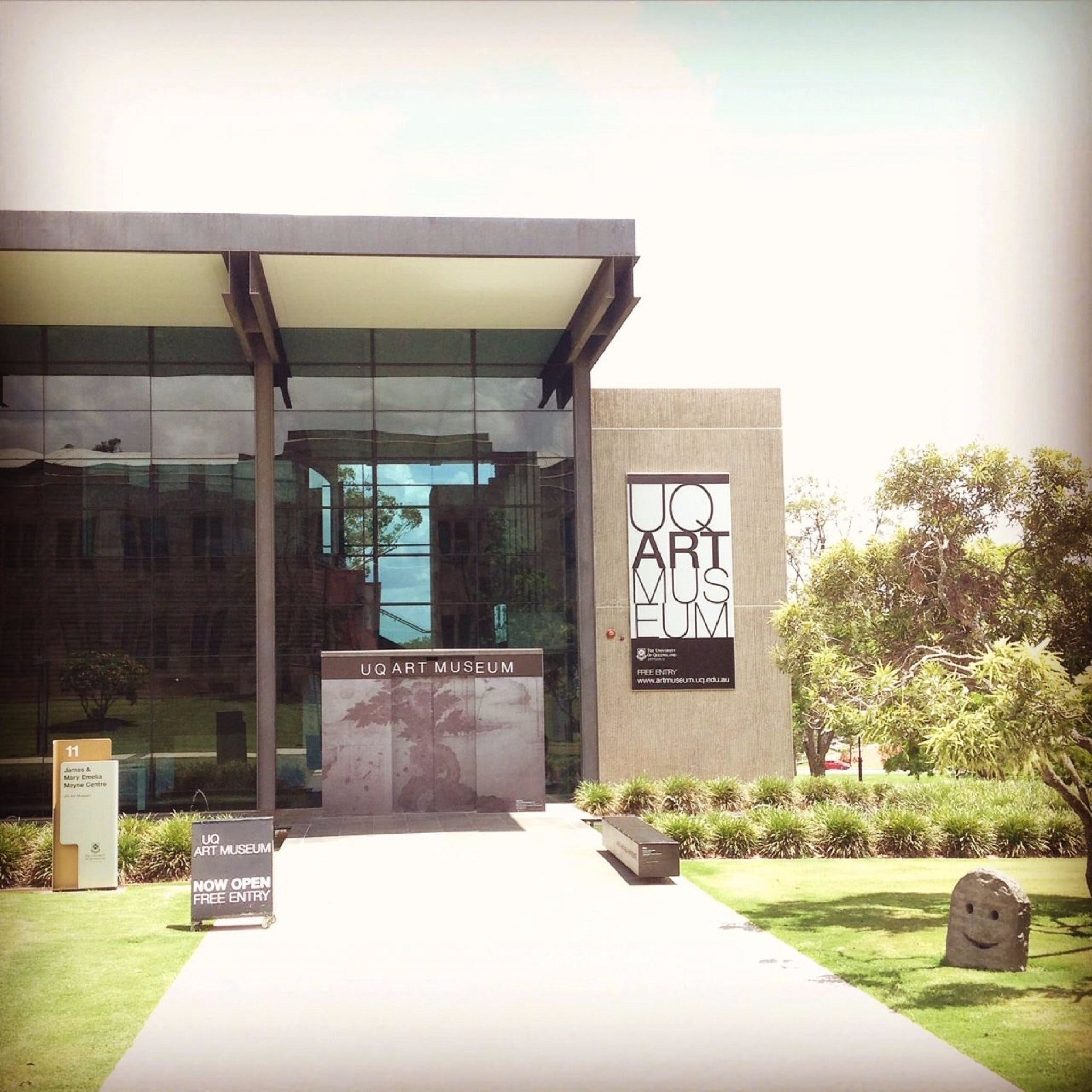 UQ Art Museum - Attractions