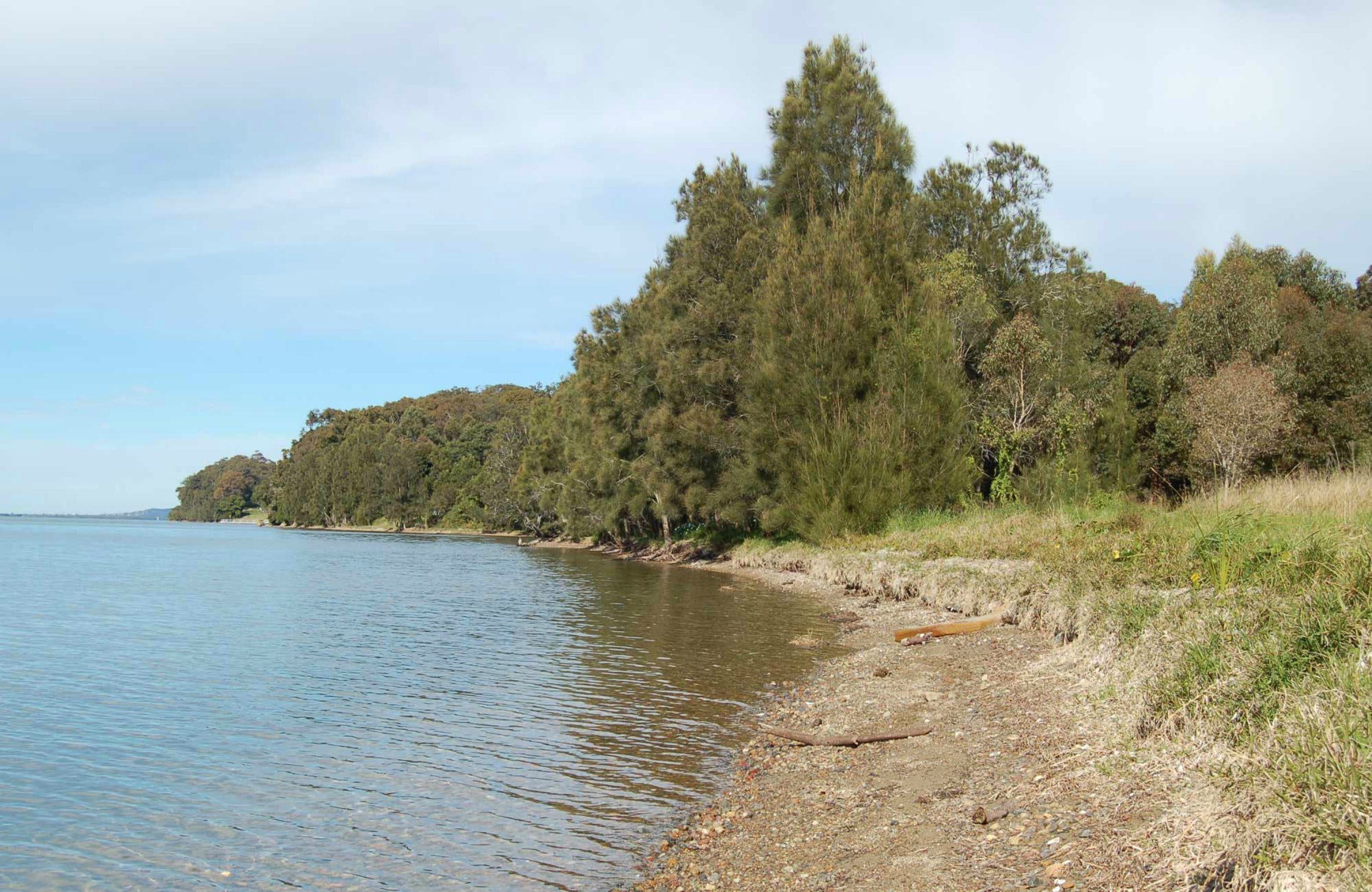 Lake Macquarie State Conservation Area - Attractions