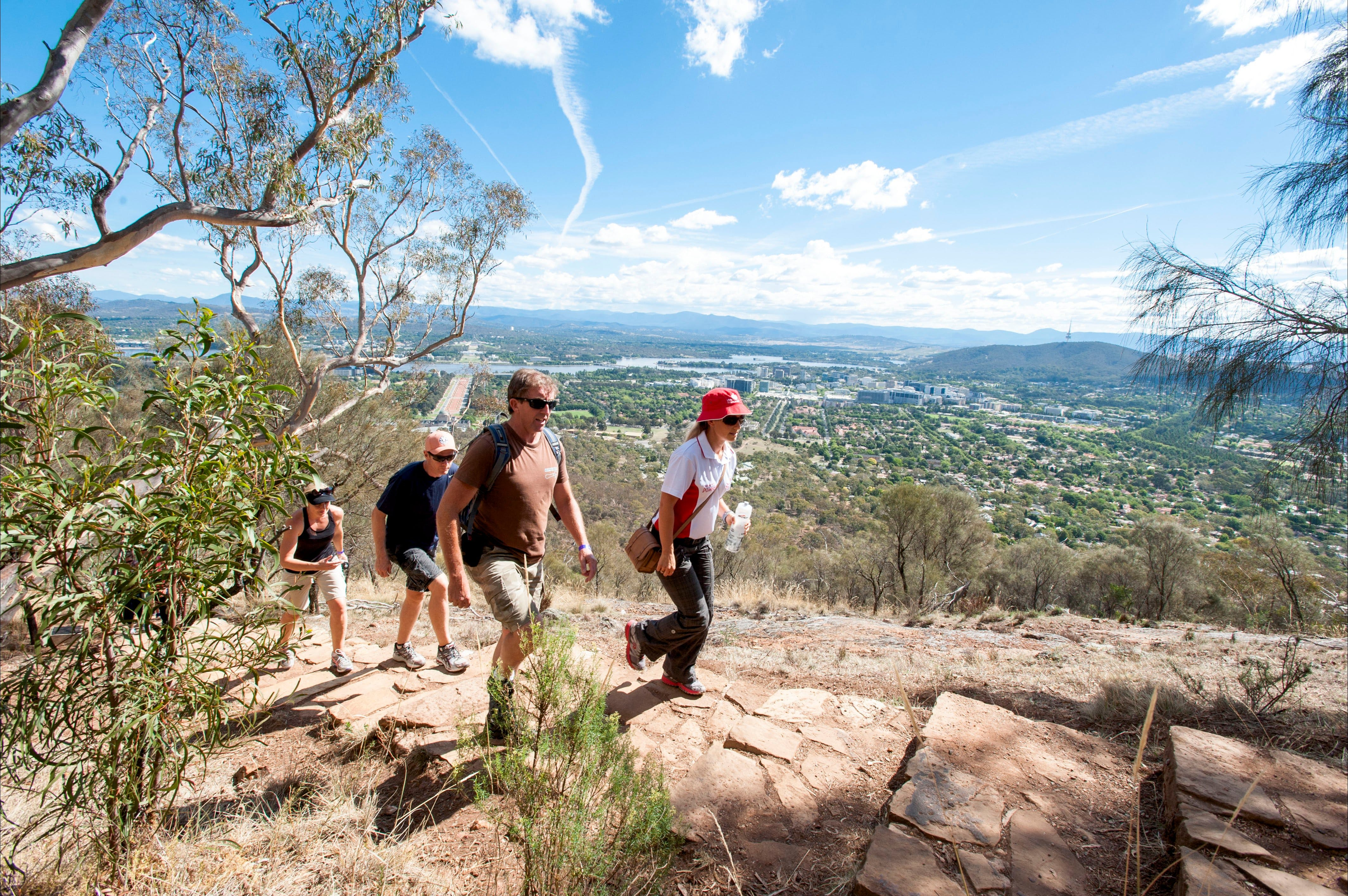 Mount Ainslie Lookout - Attractions