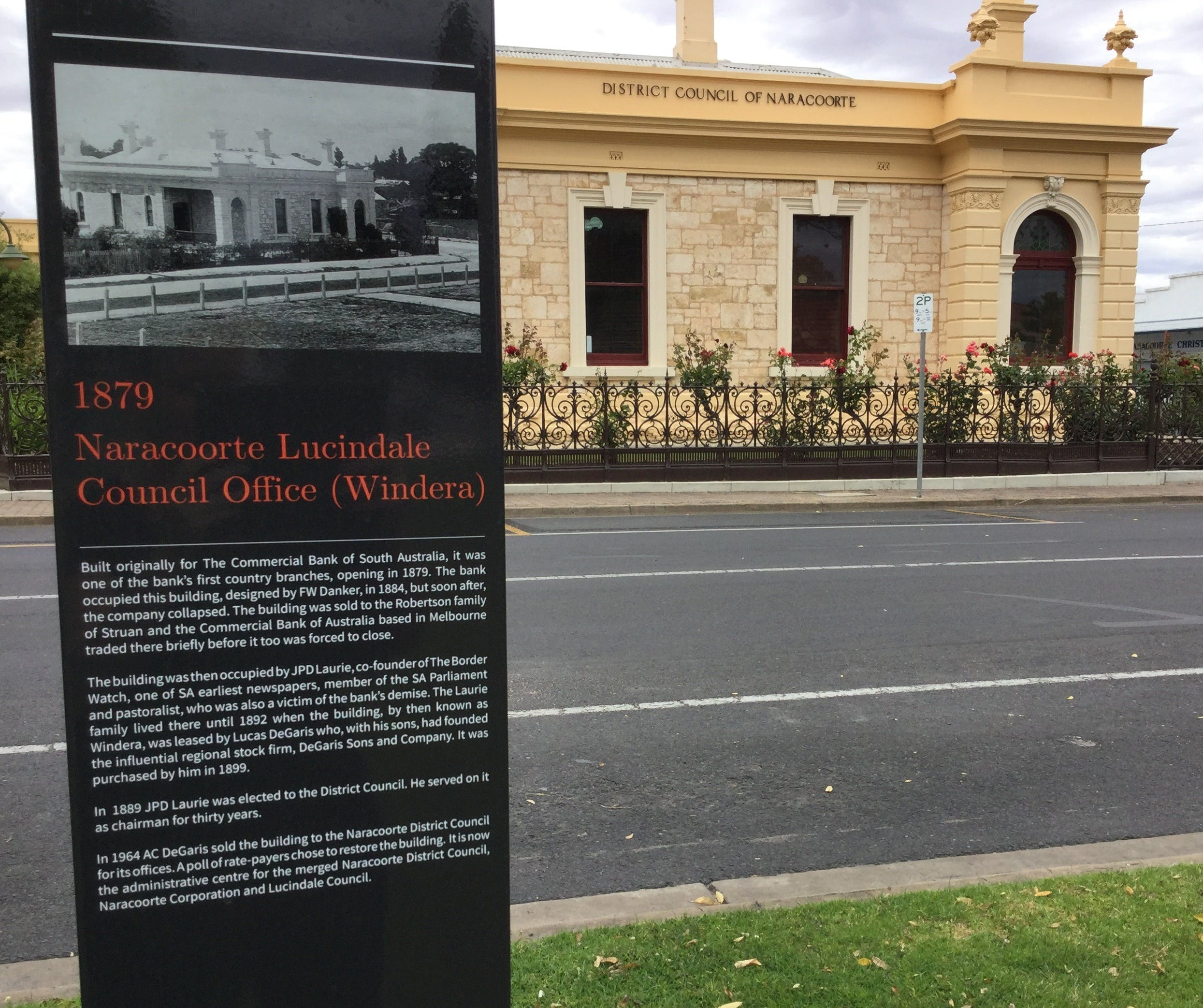Naracoorte Heritage Trail - Attractions