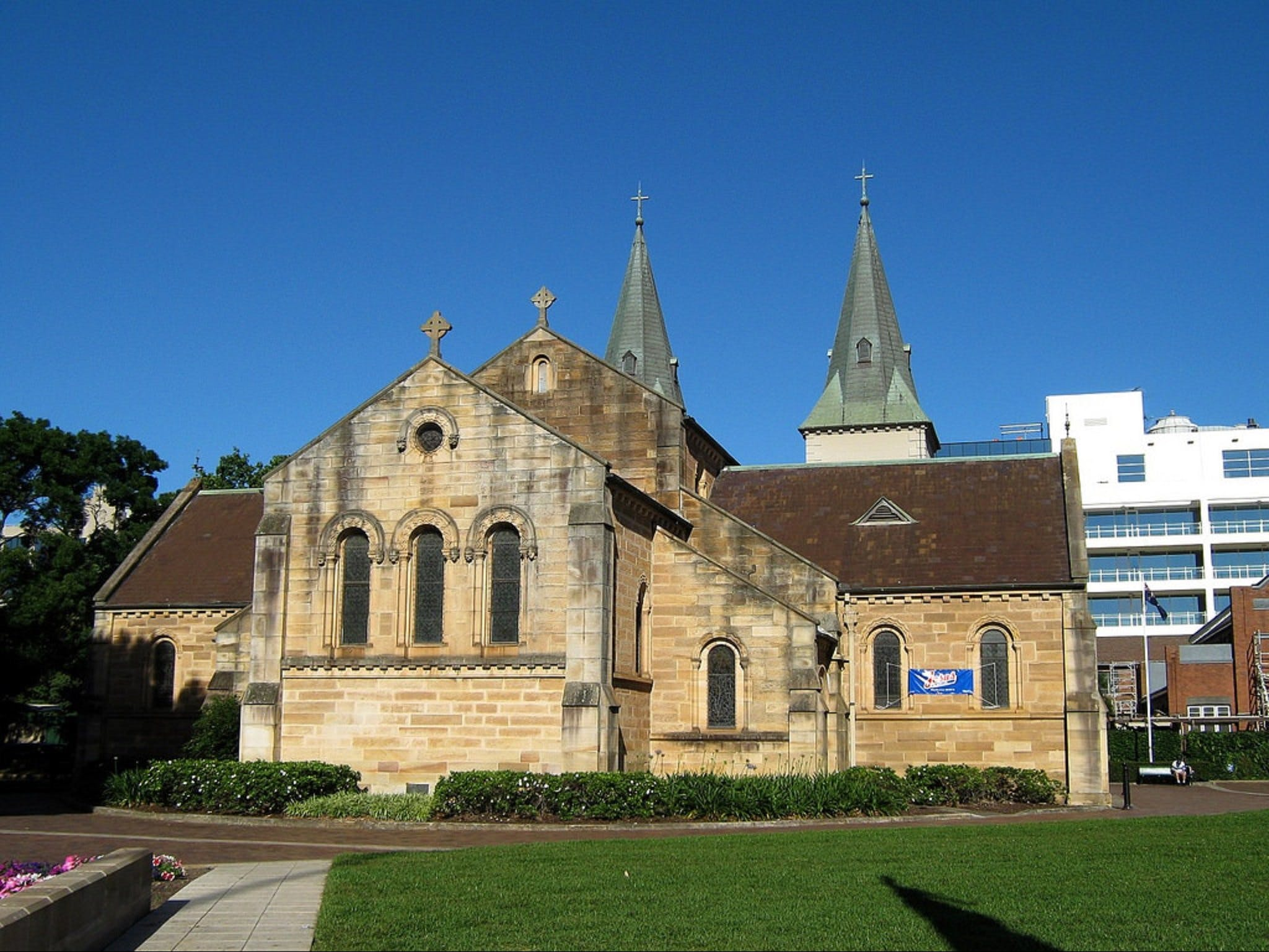 St Johns Cathedral - Attractions
