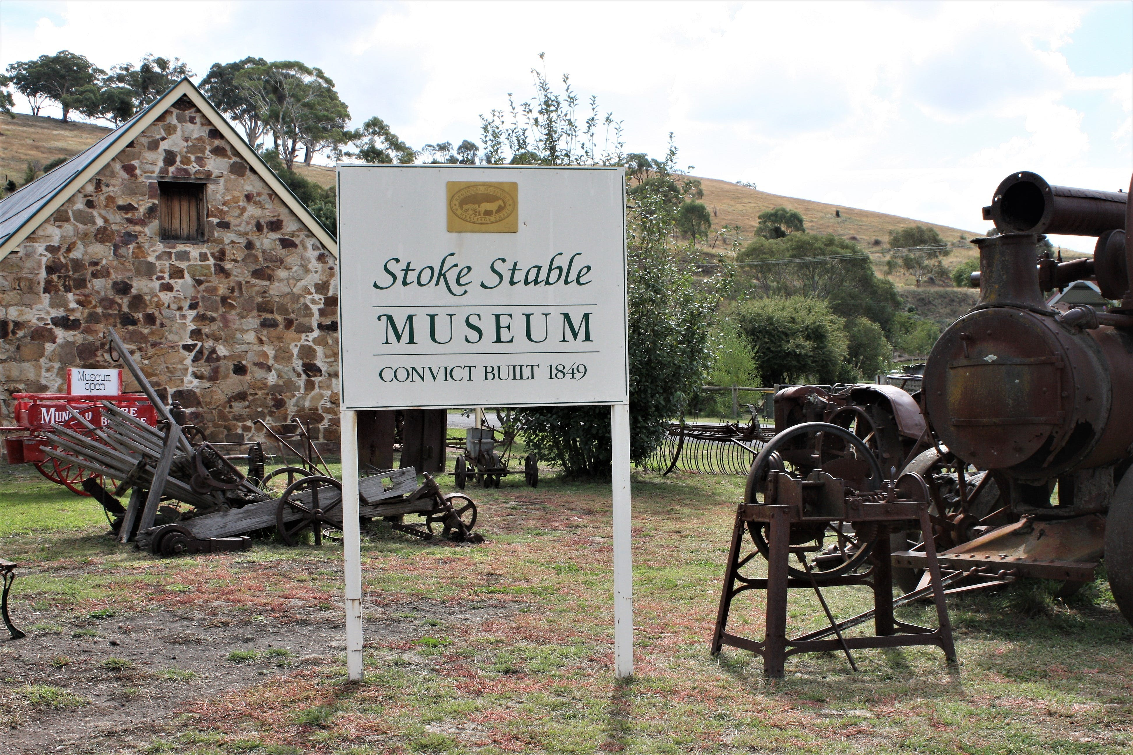 Stoke Stable Museum - Attractions