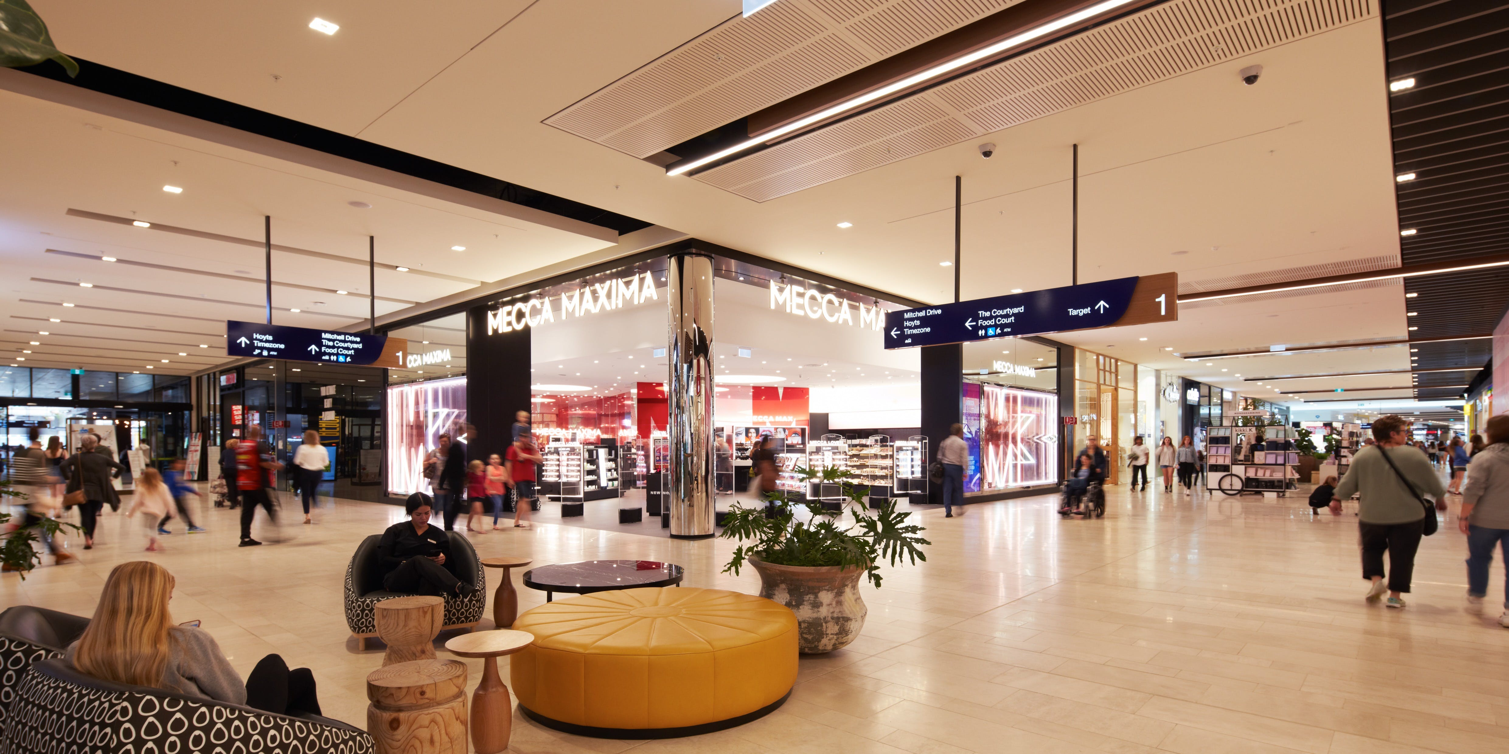 Stockland Green Hills Shopping Centre - Attractions