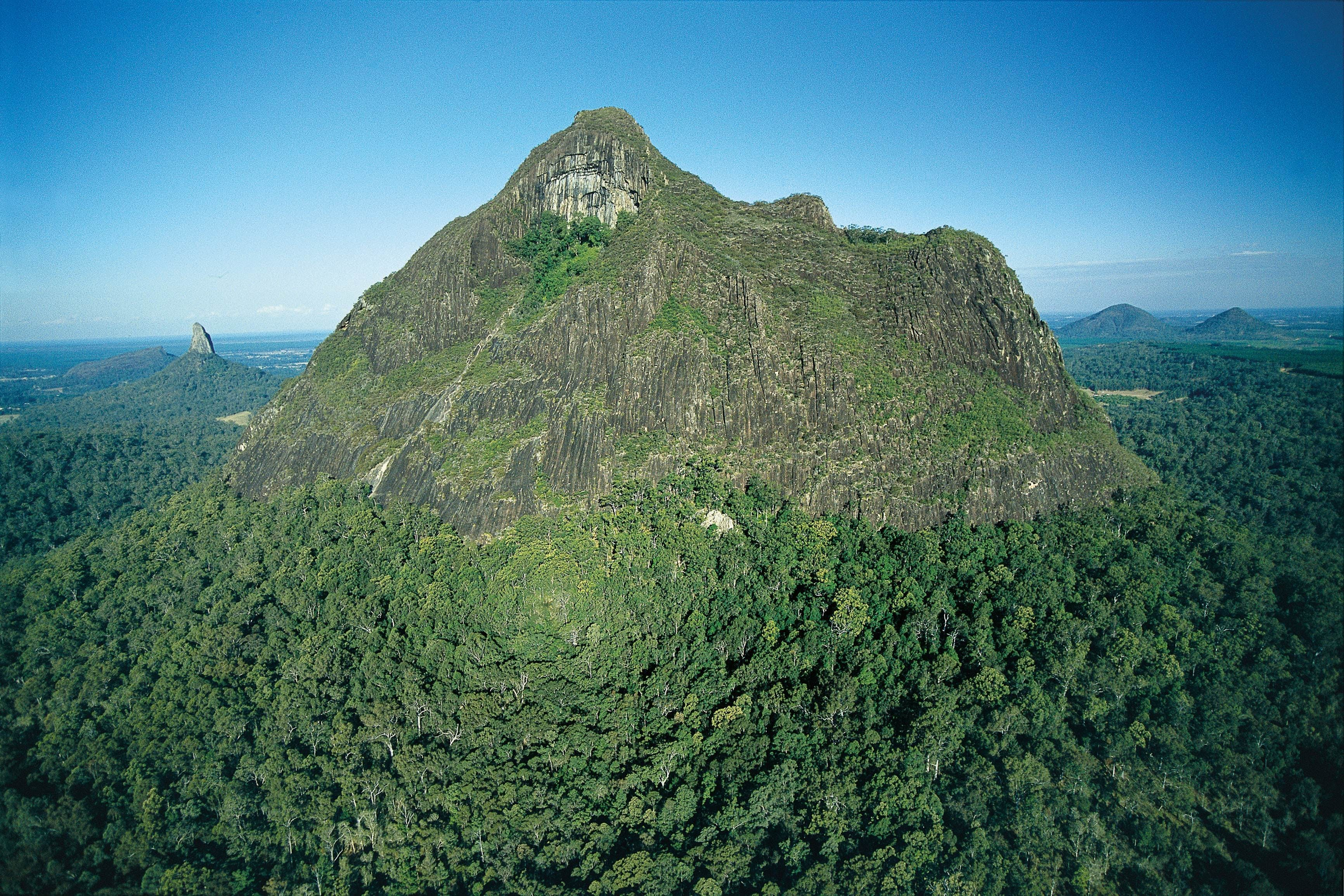 Tibrogargan circuit Glass House Mountains National Park - Attractions
