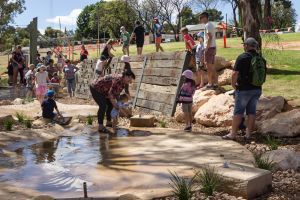 Waikerie Water and Nature Play Park - Attractions
