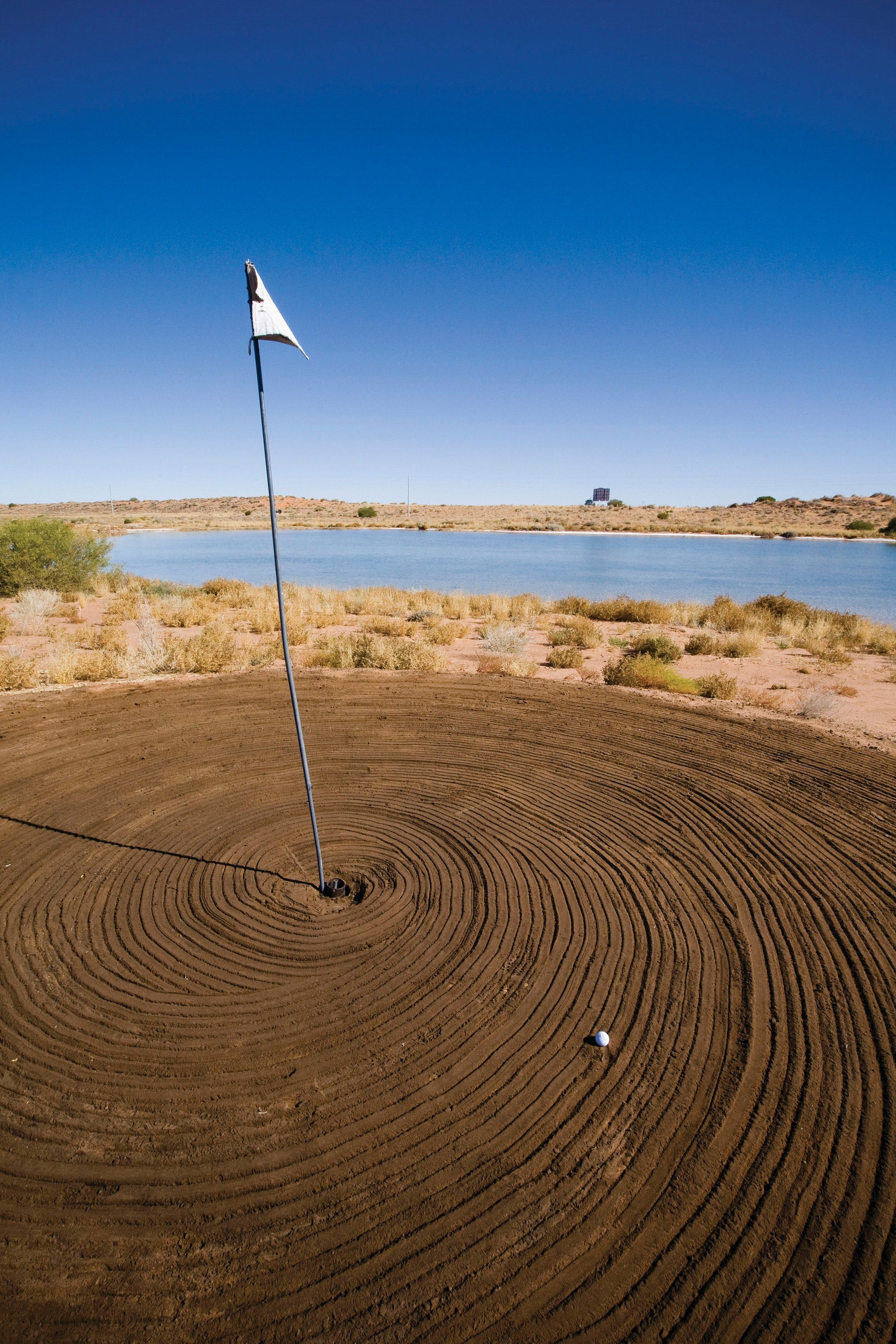 Bedourie Outback Golf Course - Attractions