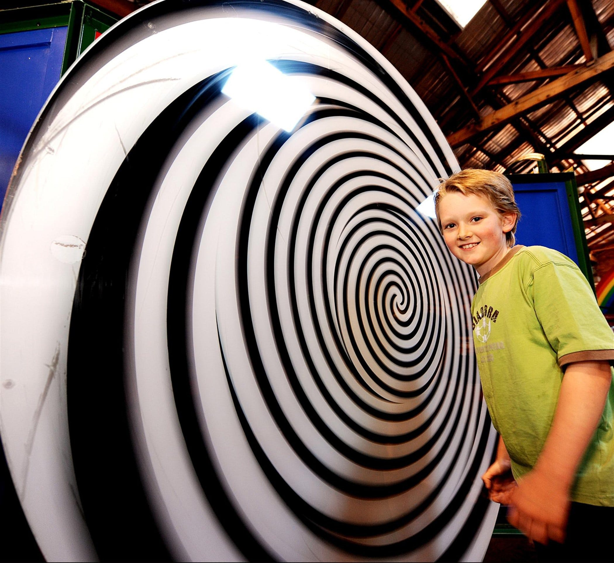 Discovery Science  Technology Centre - Attractions