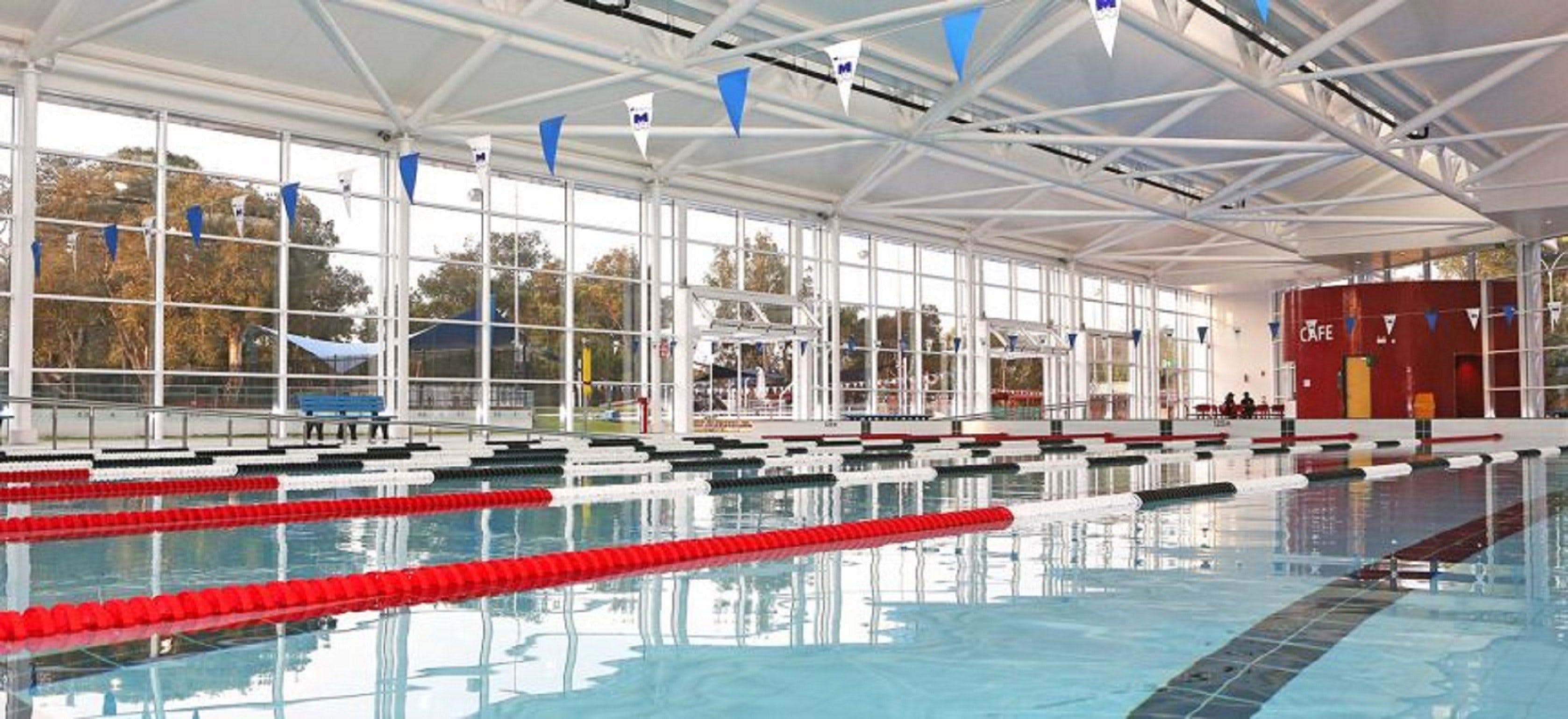 Manly Andrew Boy Charlton Aquatic Centre - Attractions