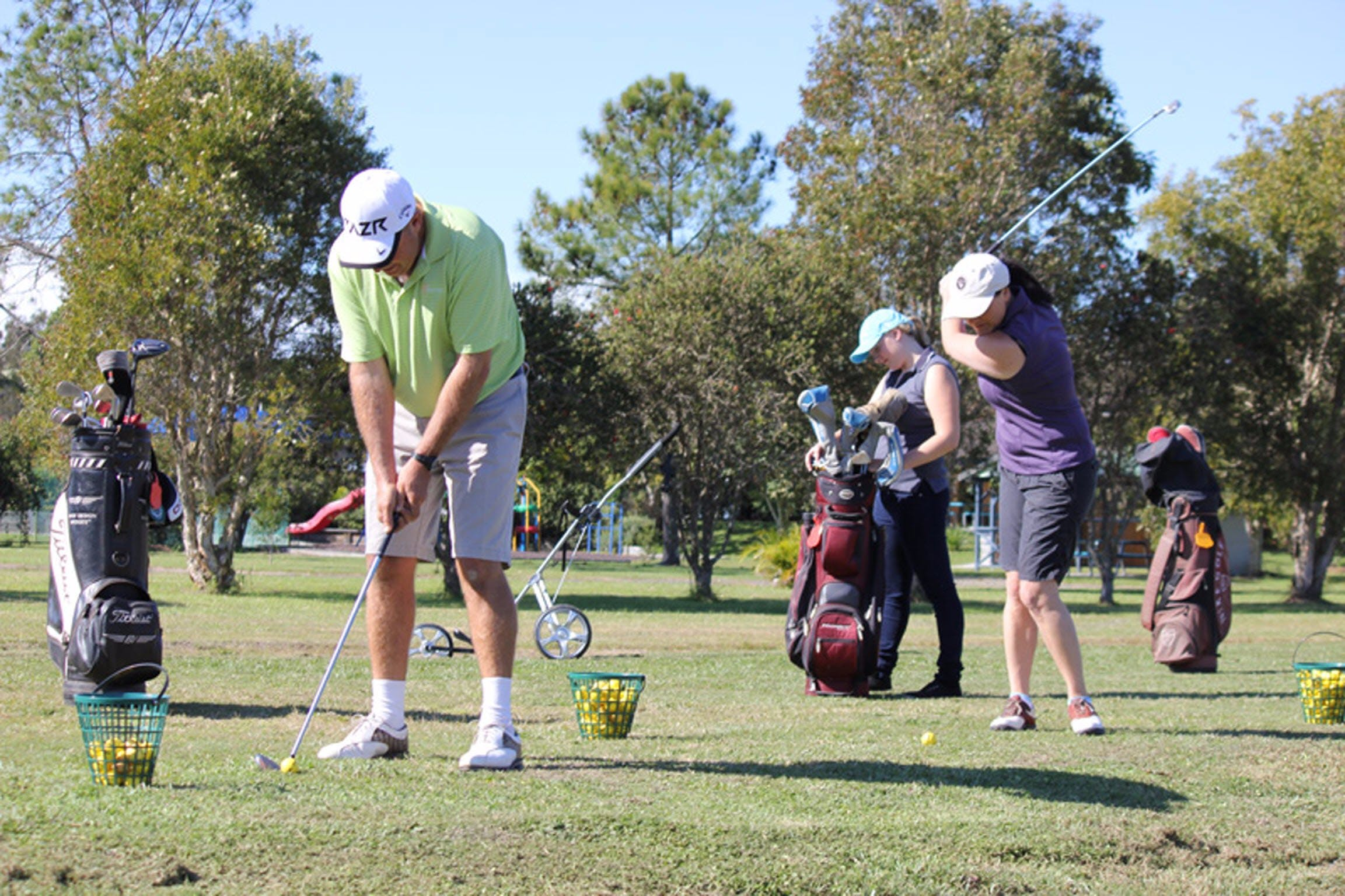 Nambucca River Golf Driving Range - Attractions