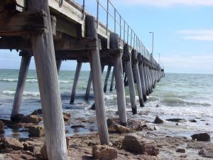 Port Hughes Jetty - Attractions