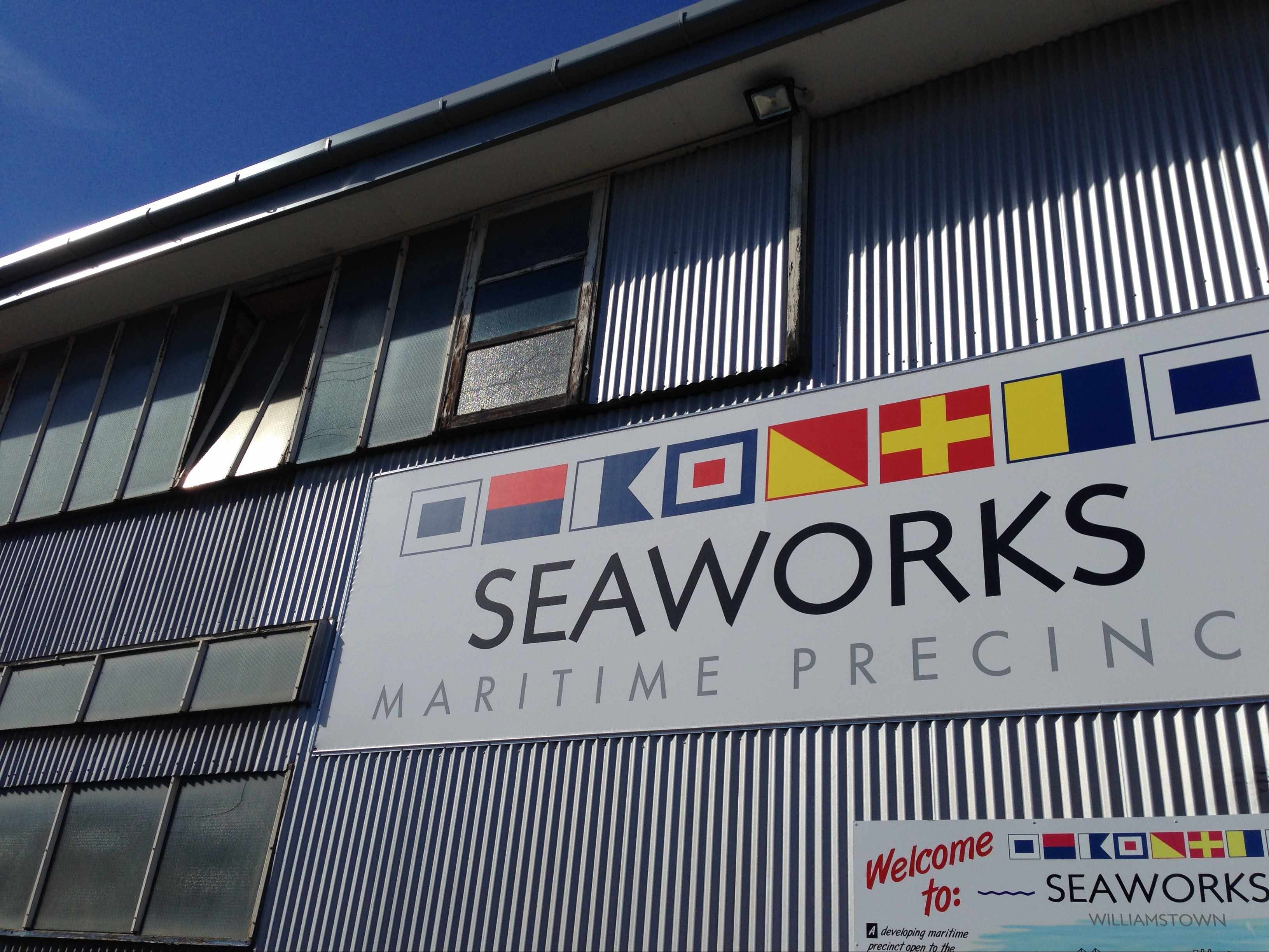 Seaworks and the Maritime Discovery Centre - Attractions