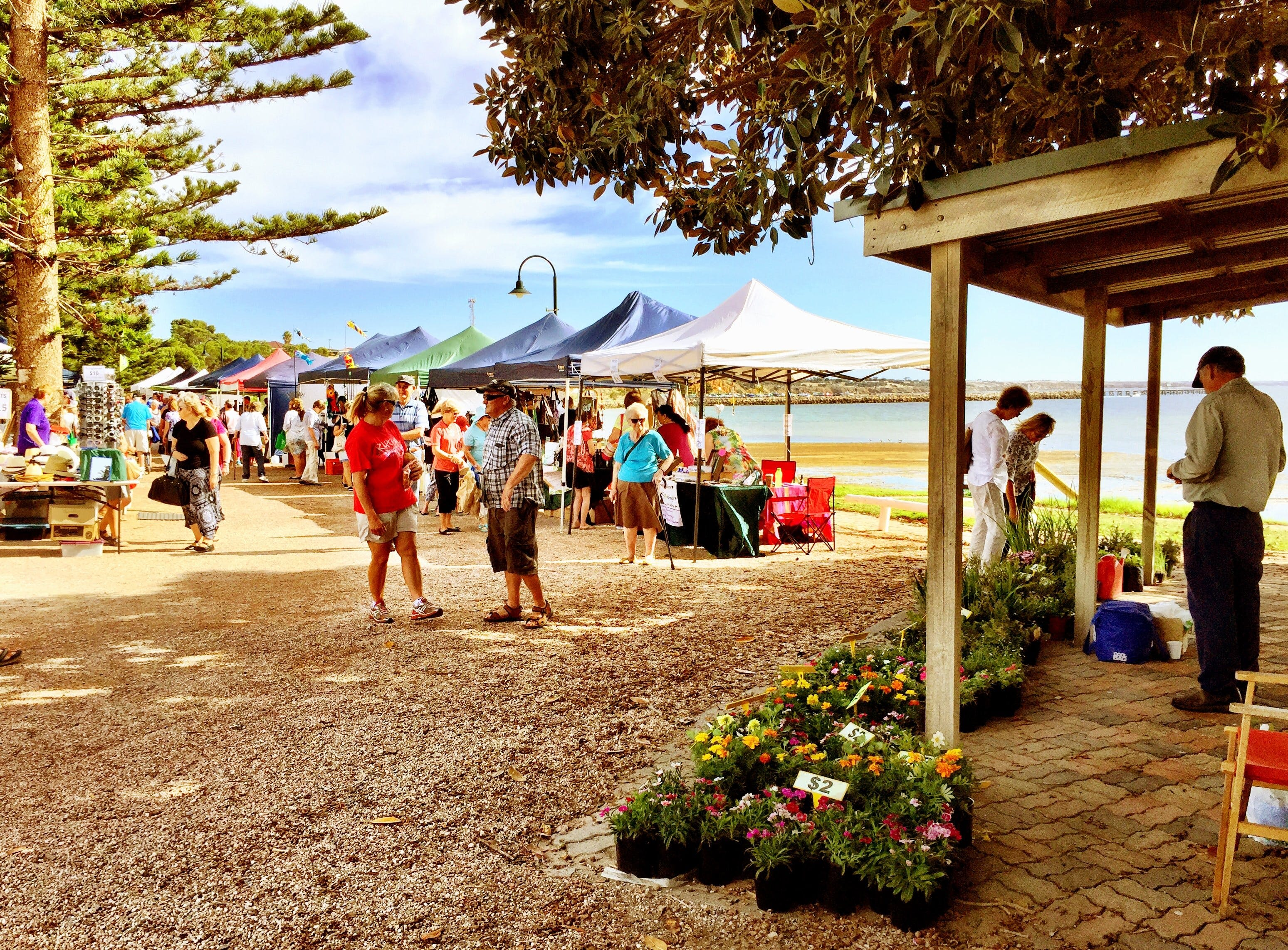 Stansbury Seaside Markets - Attractions