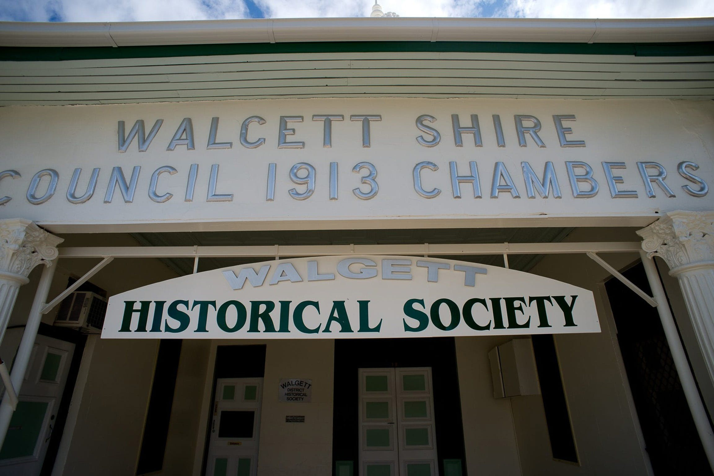 Walgett Historical Society - Attractions