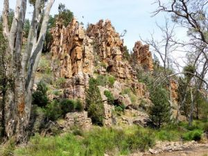 Warren Gorge - Attractions