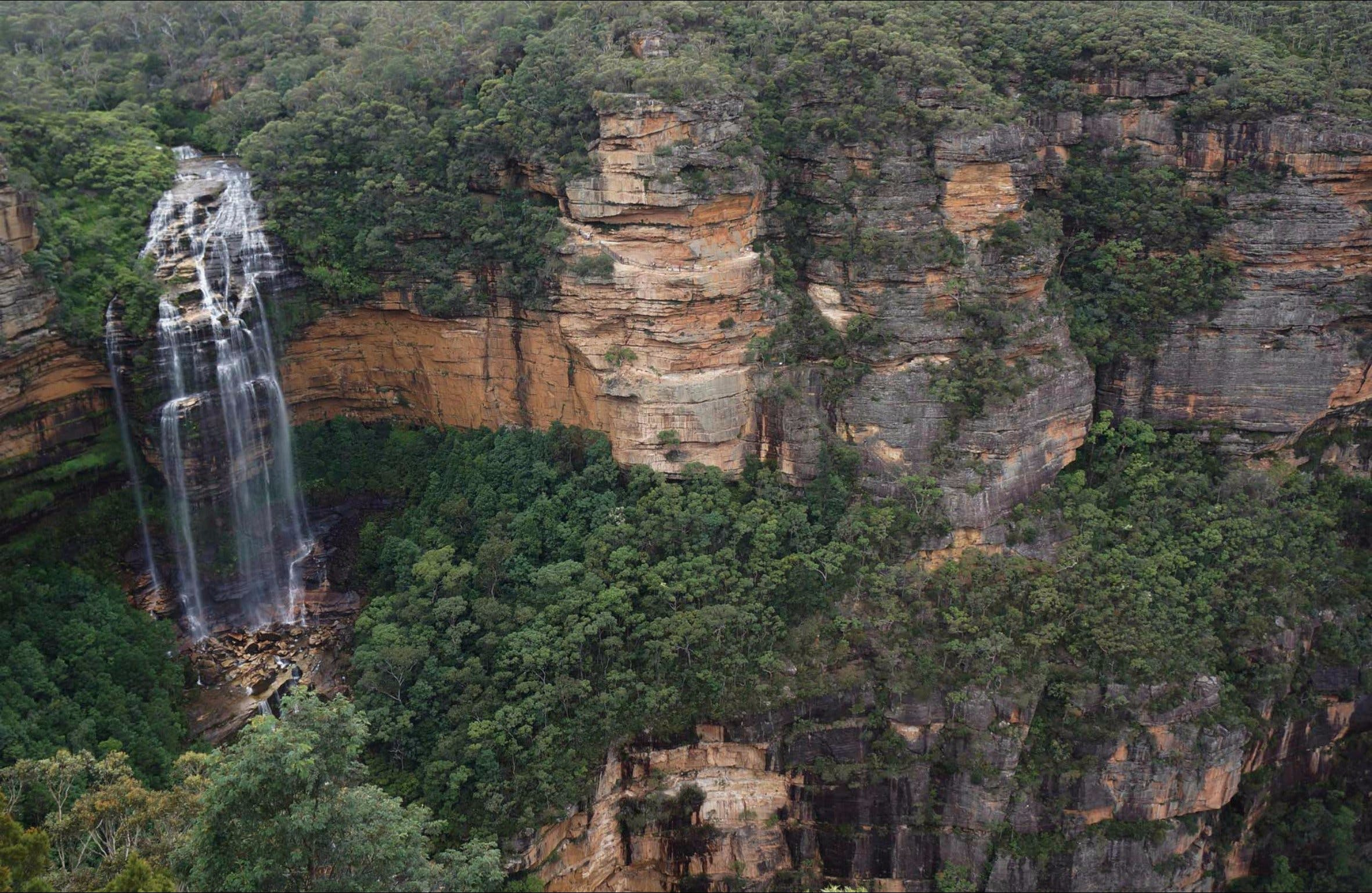 Wentworth Falls Lookout - Attractions