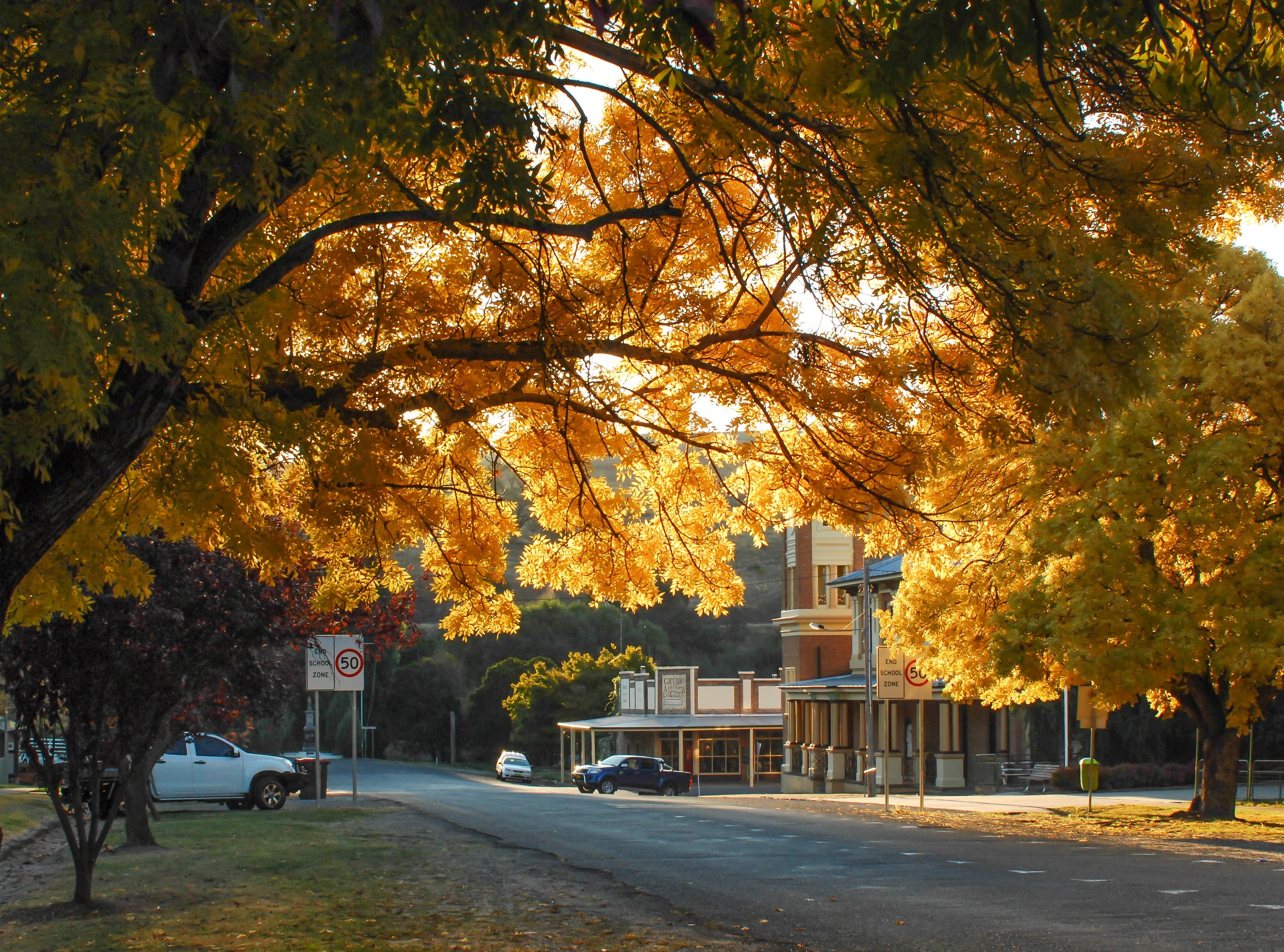 Carcoar - Attractions
