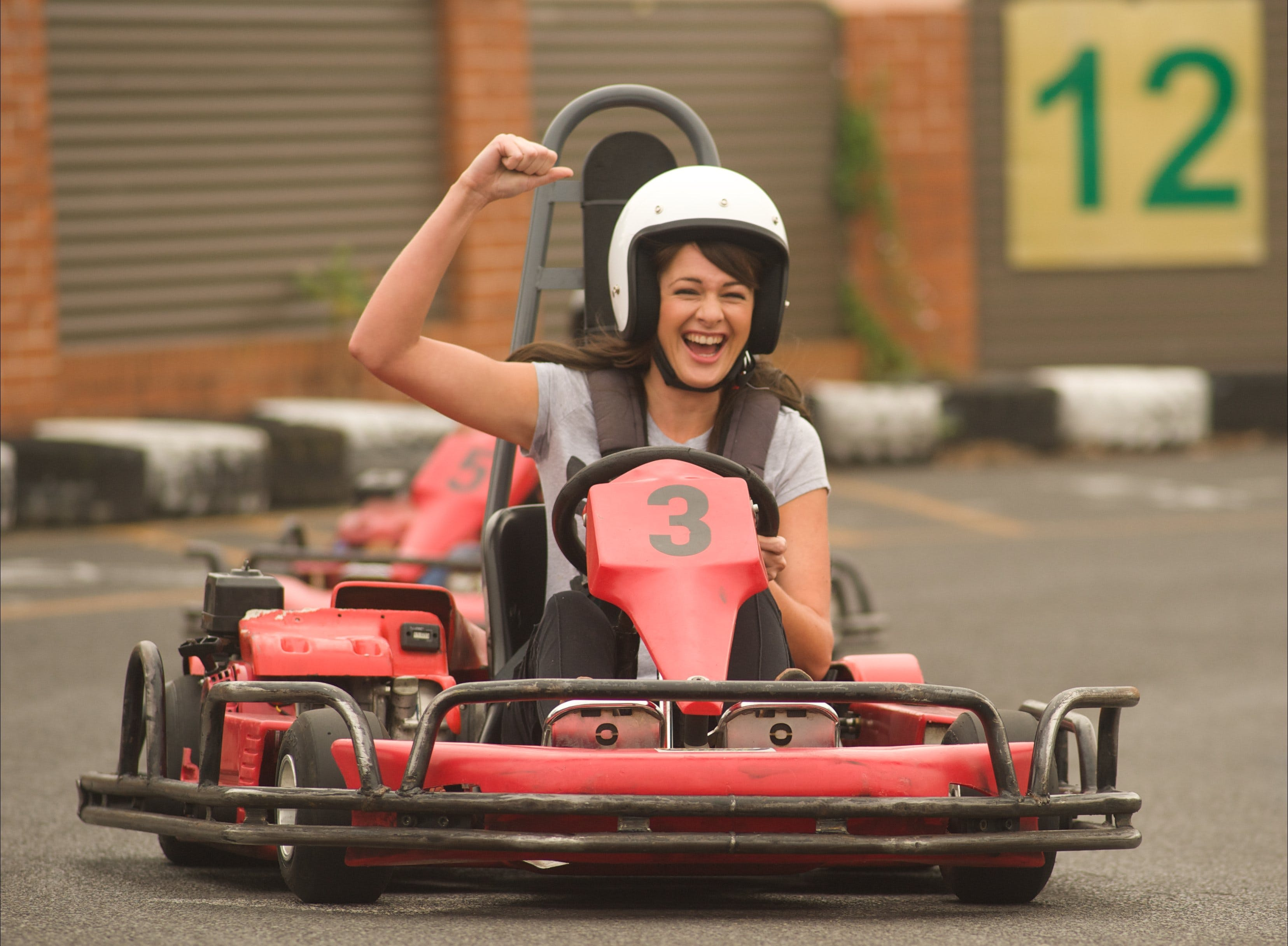 Fastlane Karting - Attractions