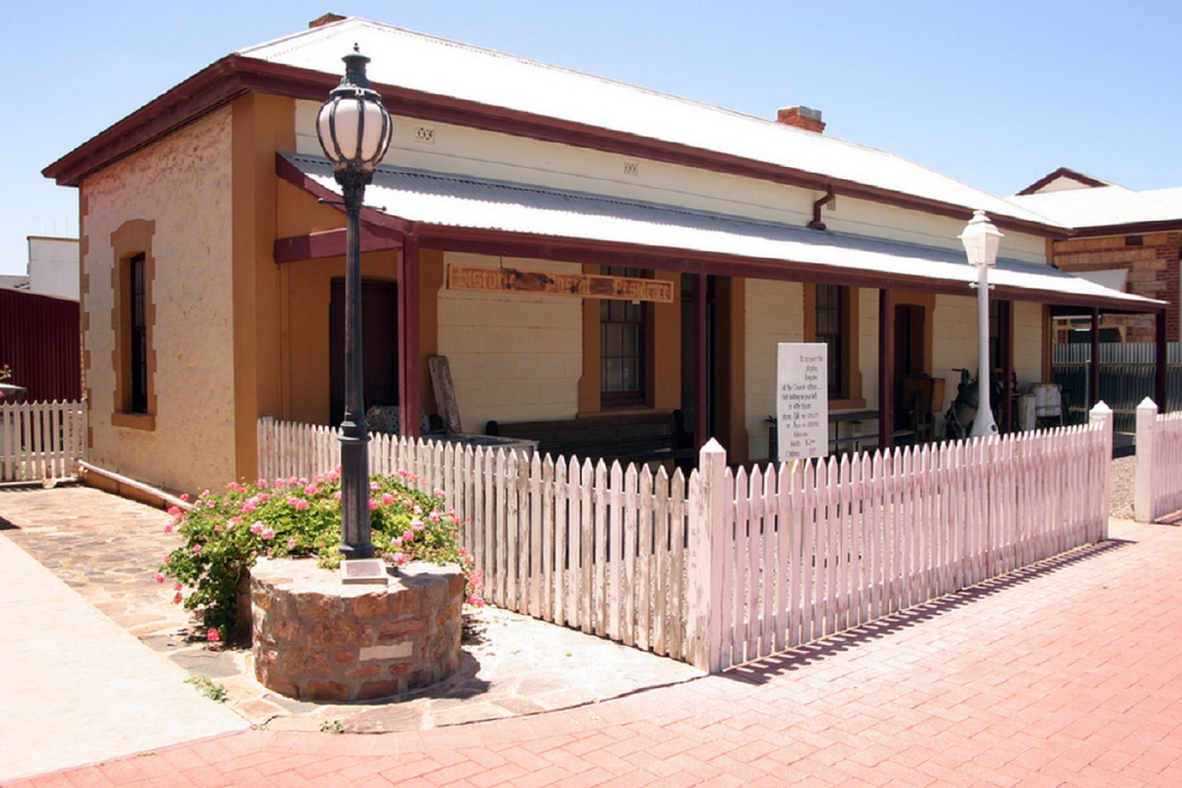 Franklin Harbour Historical Museum - Attractions