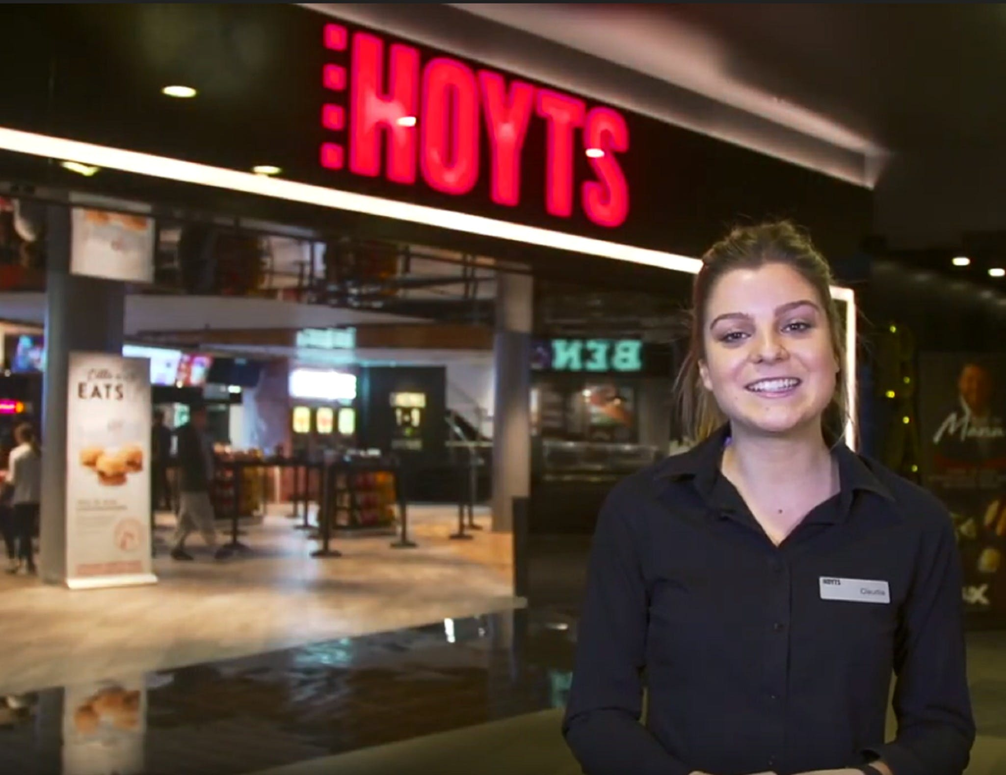 HOYTS - Carousel - Attractions