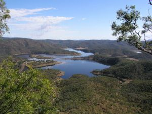 Lake Cania - Attractions