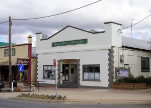Braidwood Visitors Information Centre at the Theatre - Attractions