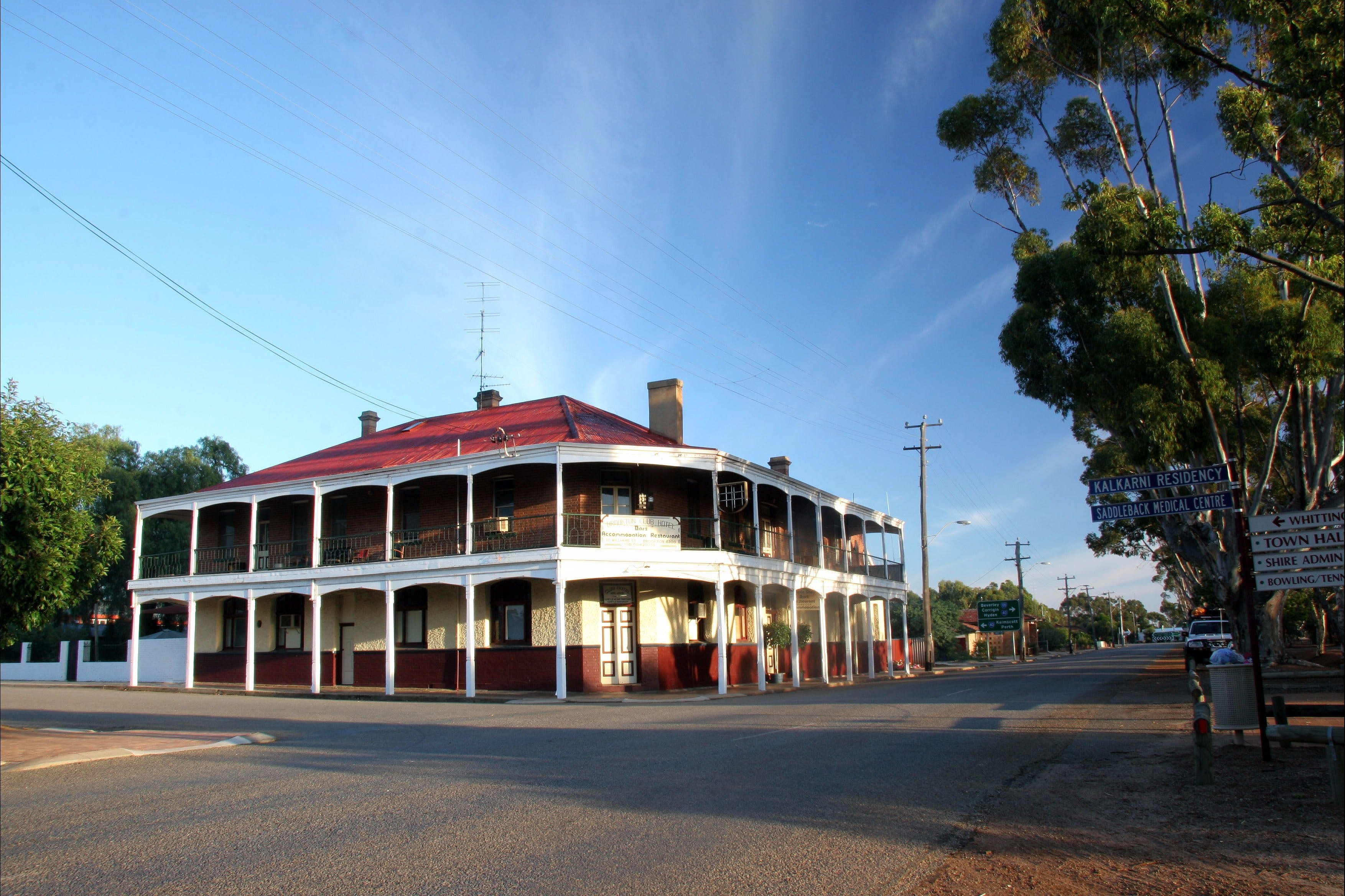 Brookton - Attractions