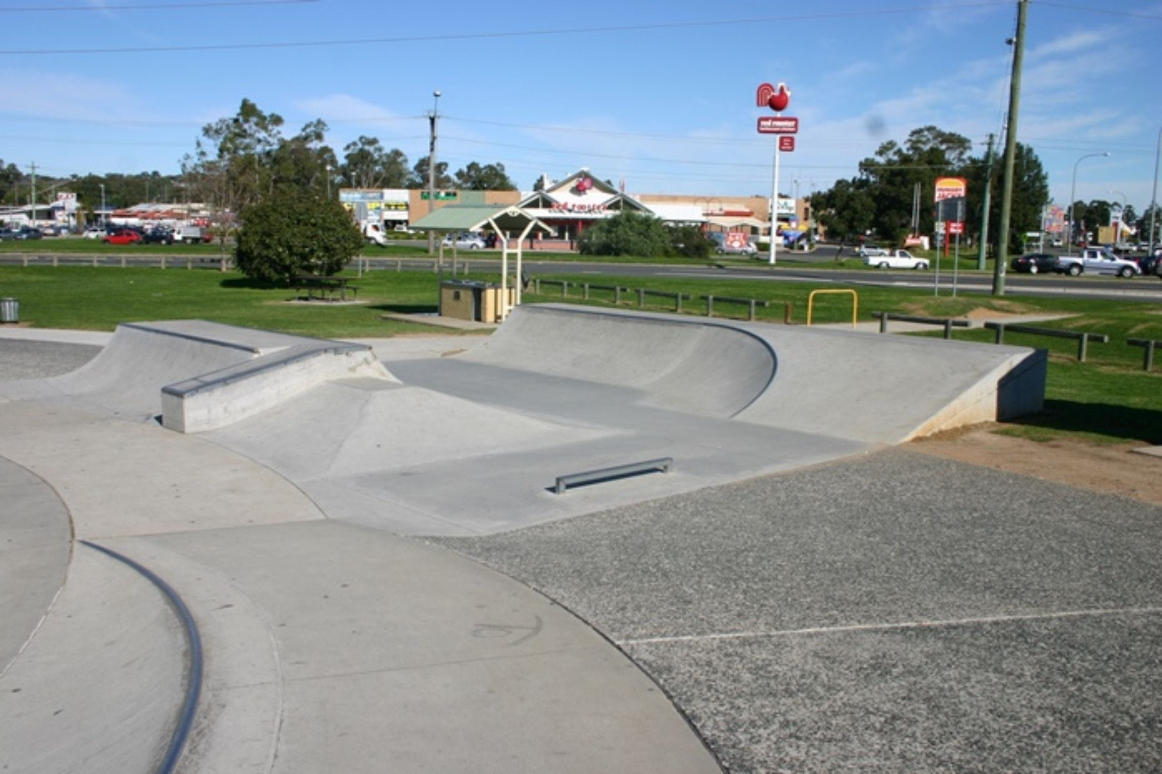 Campbelltown  Skate Park - Attractions