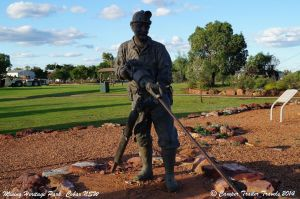 Cobar Miners Heritage Park - Attractions