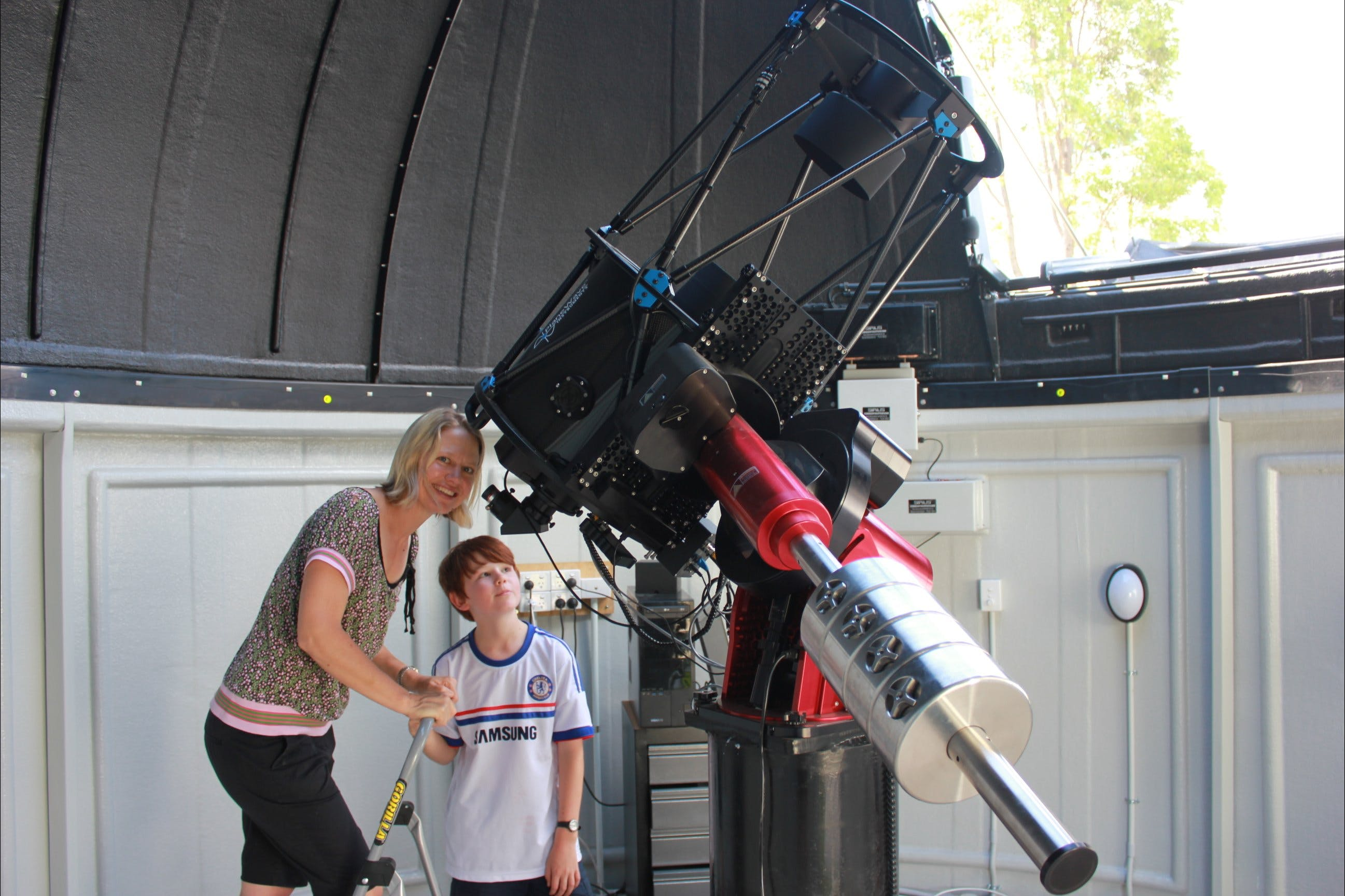 Dubbo Observatory - Attractions