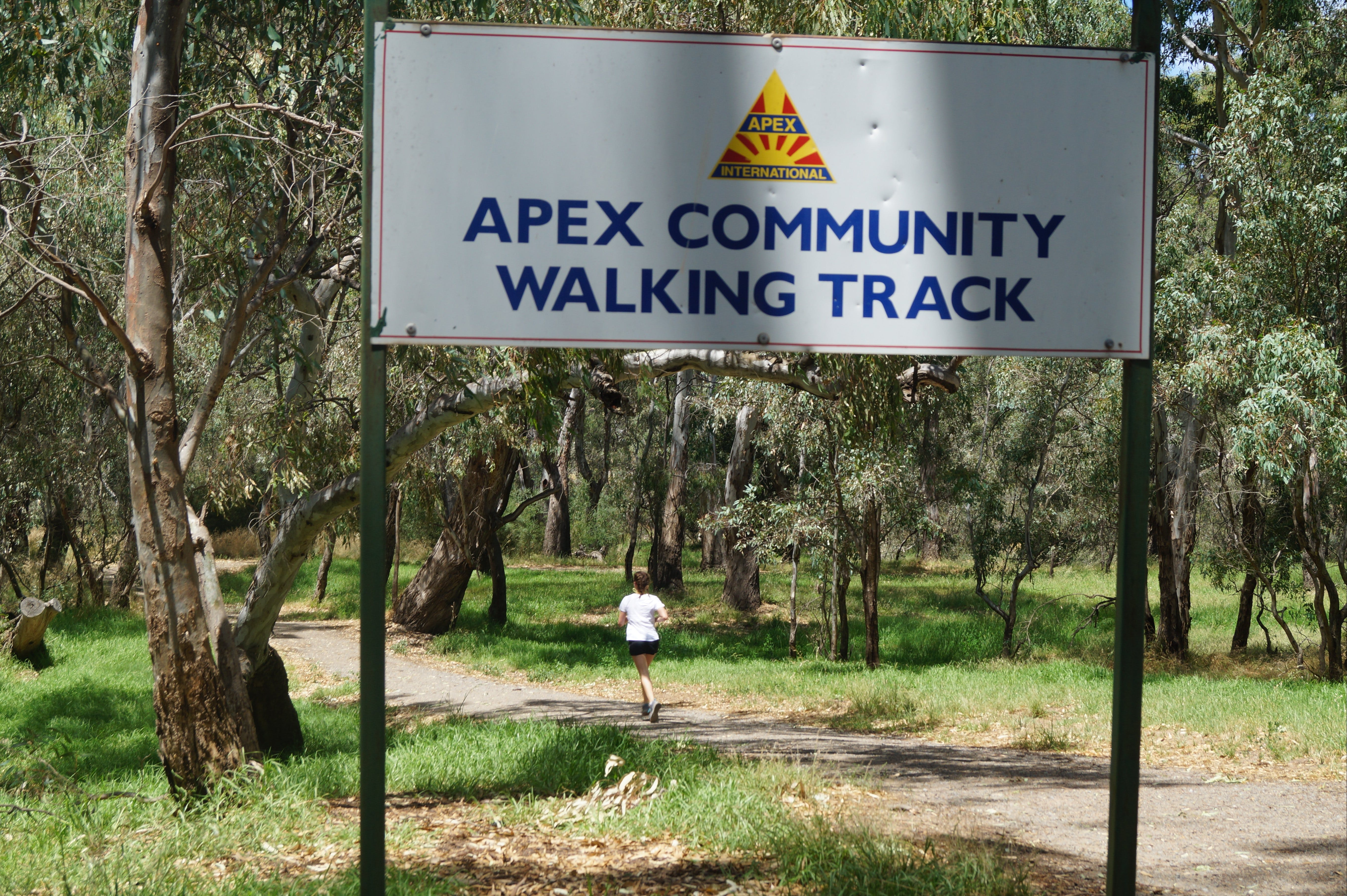 Euroa Apex Walking Track - Attractions