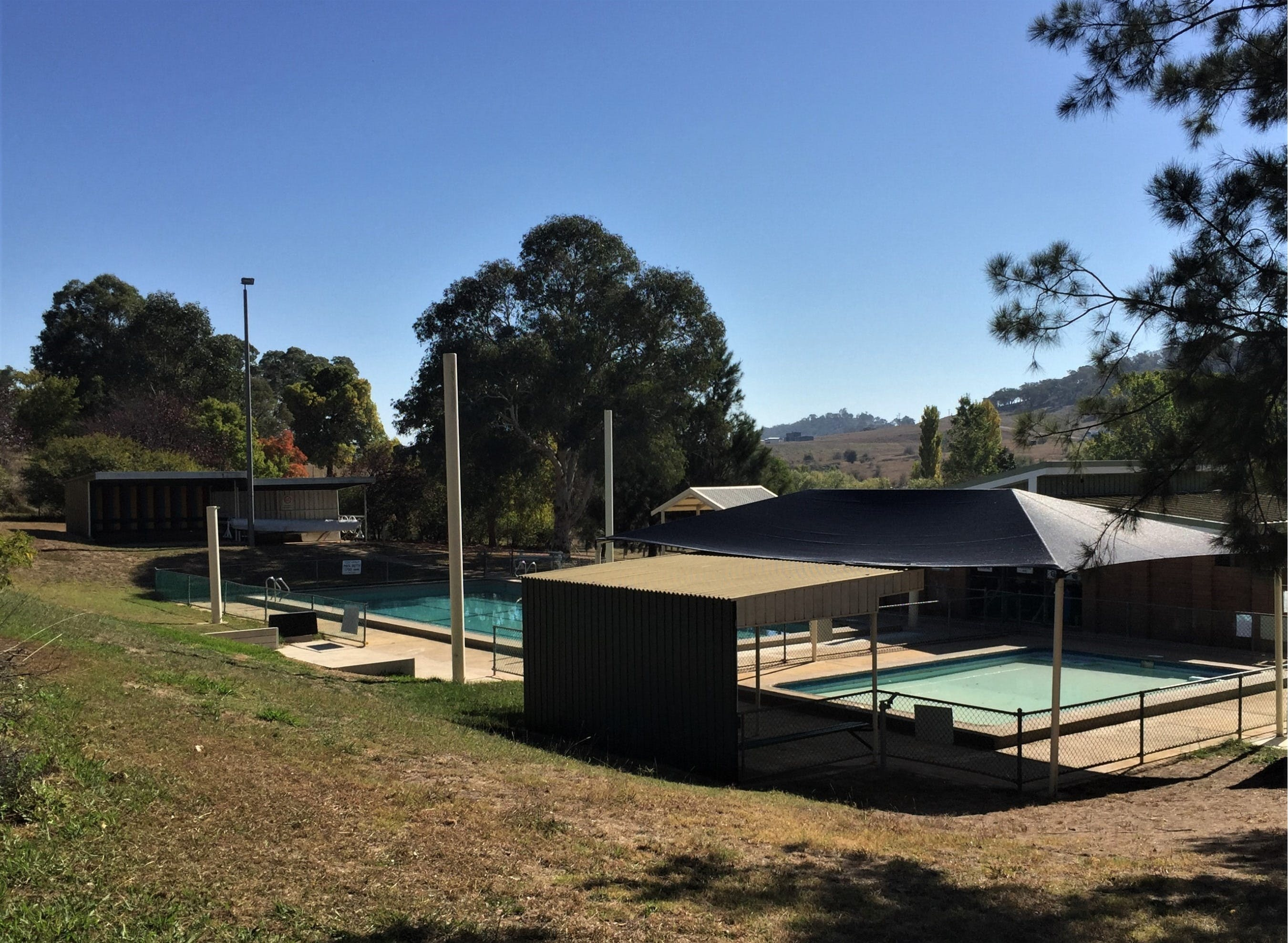 Gunning Pool - Attractions