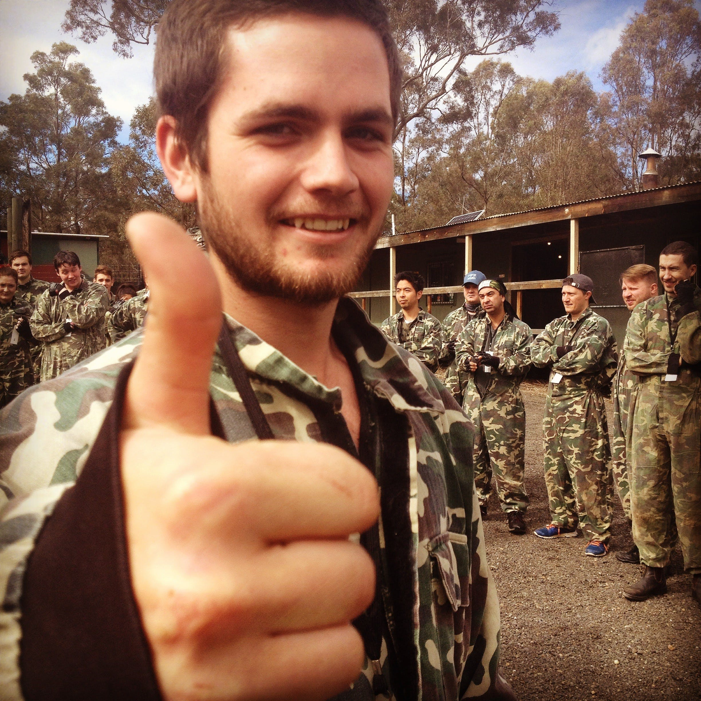 Ultimate Paintball Sydney - Attractions