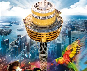 Sydney Tower Eye - Attractions
